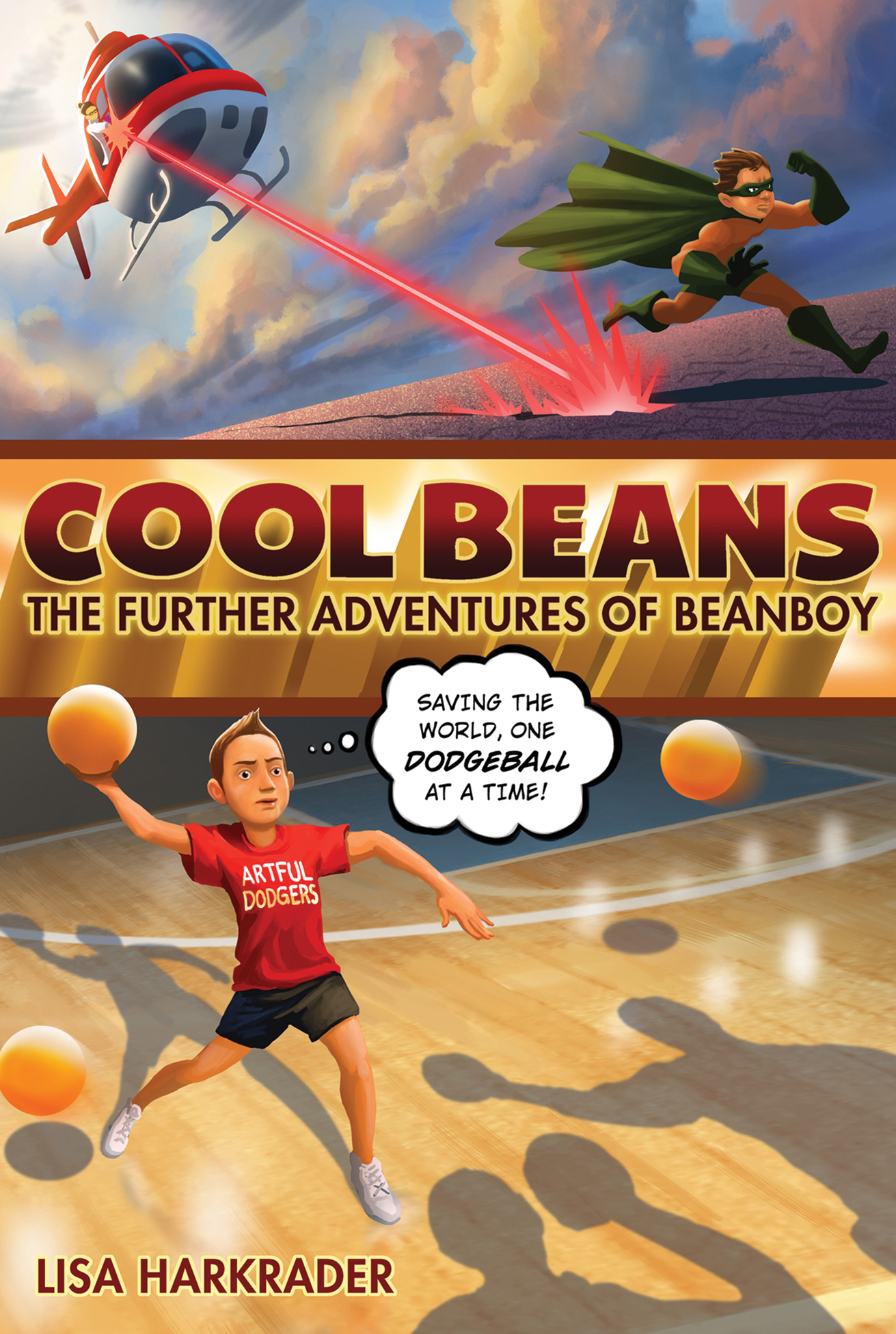 Cool Beans-9780544540699
