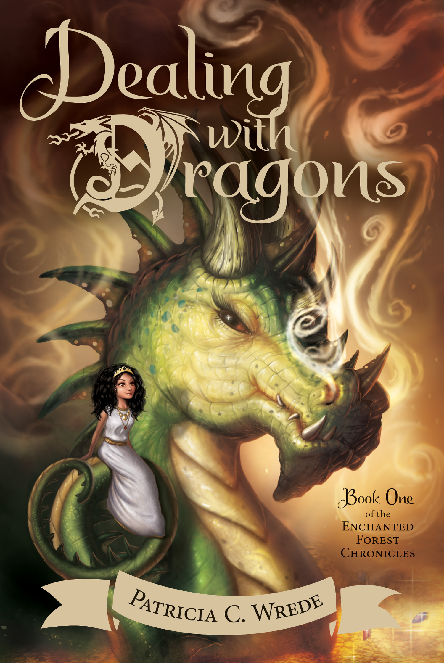 Dealing with Dragons-9780544541221