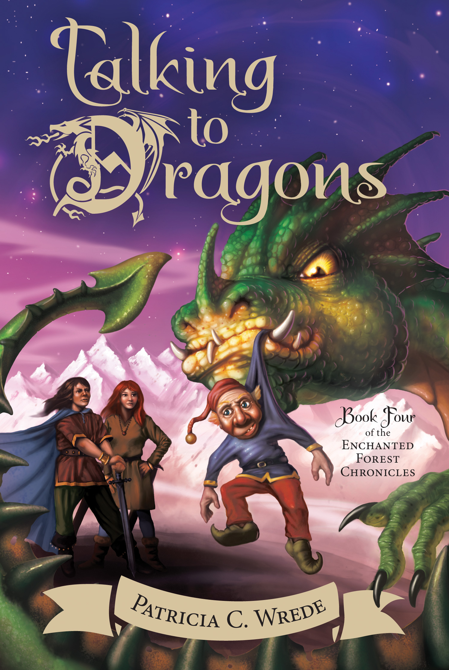 Talking to Dragons-9780544541481
