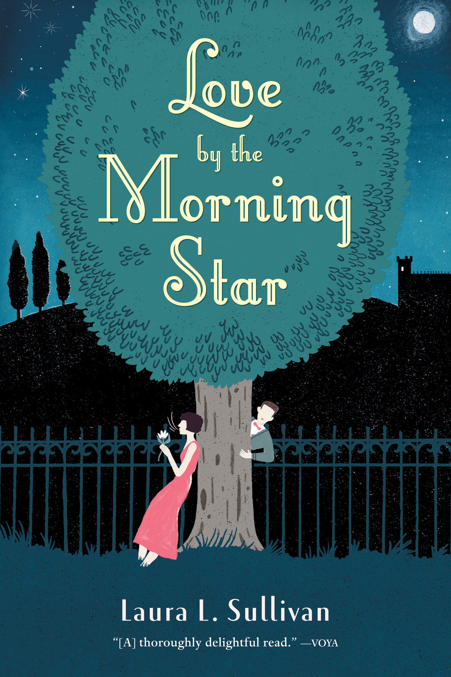 Love by the Morning Star-9780544542594