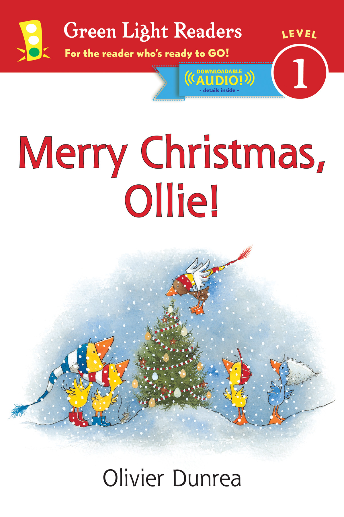Merry Christmas, Ollie (Reader)-9780544553941
