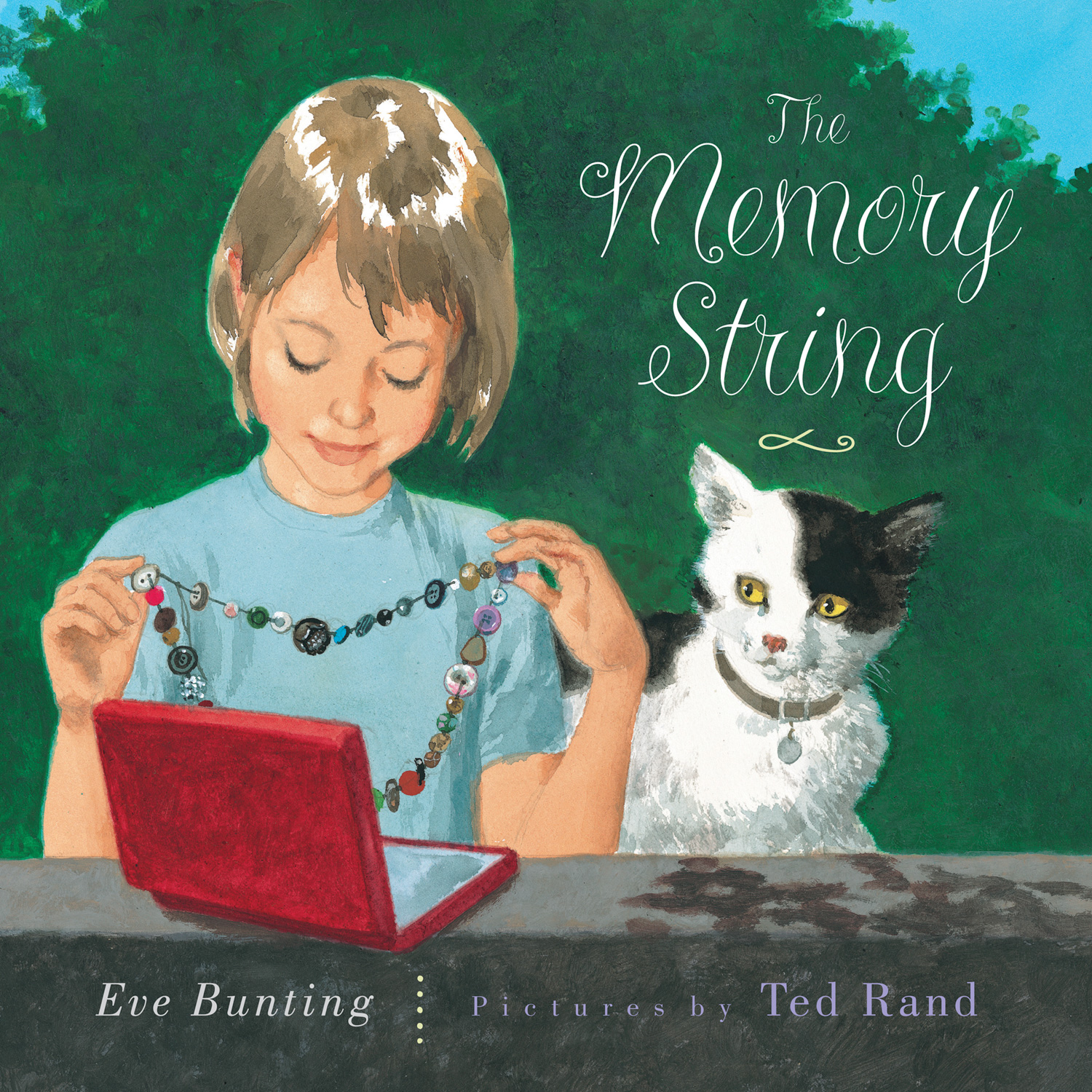 The Memory String-9780544555471