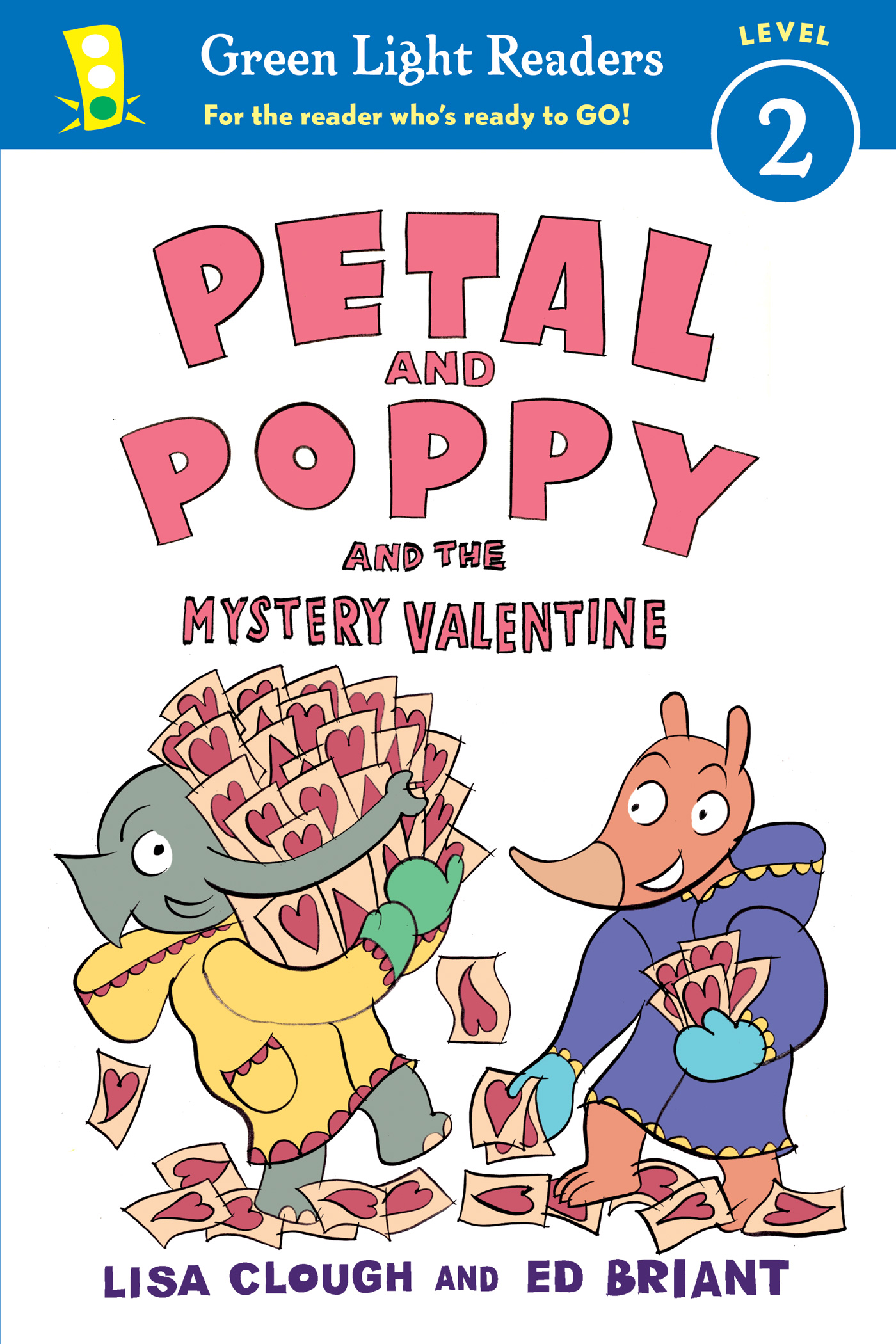 Petal and Poppy and the Mystery Valentine-9780544555495
