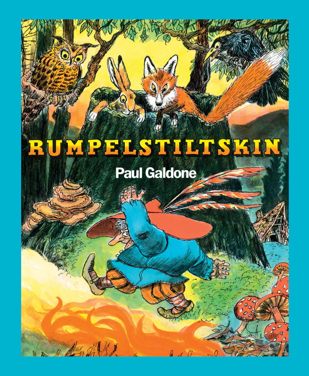 Rumpelstiltskin big book-9780544555556