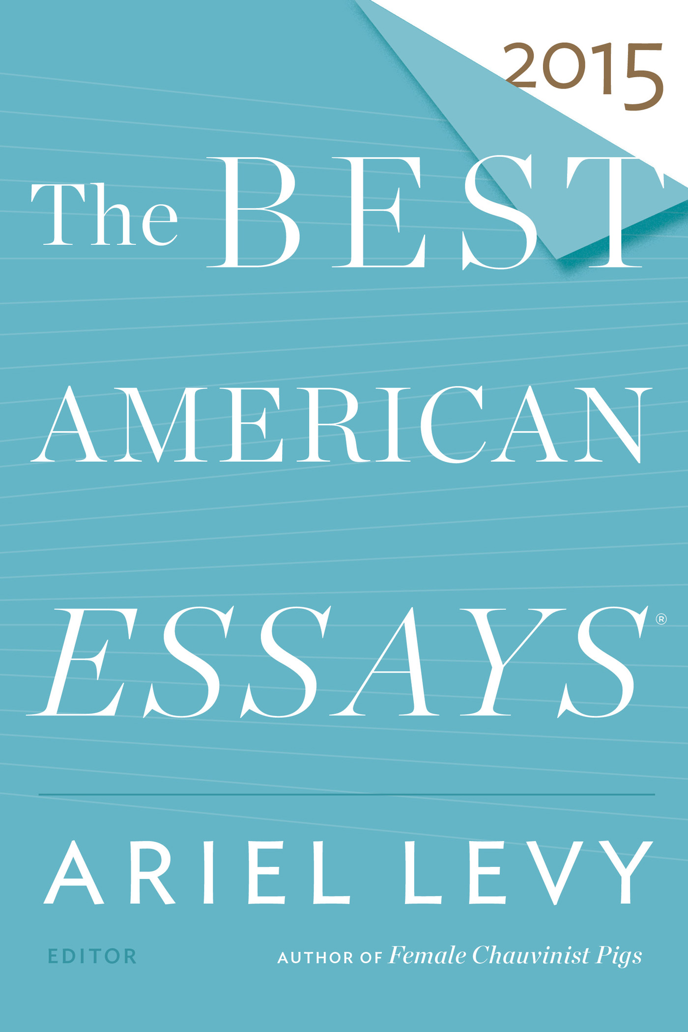 The Best American Essays 2015-9780544569621