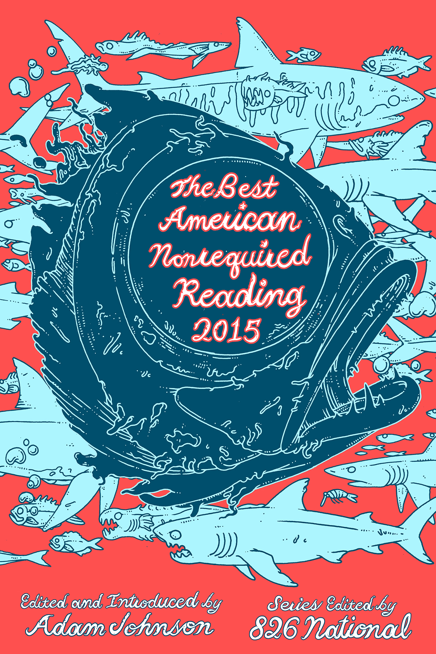 The Best American Nonrequired Reading 2015-9780544569638
