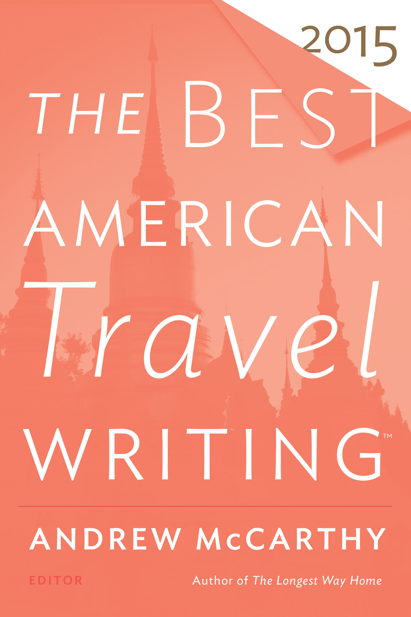 The Best American Travel Writing 2015-9780544569645