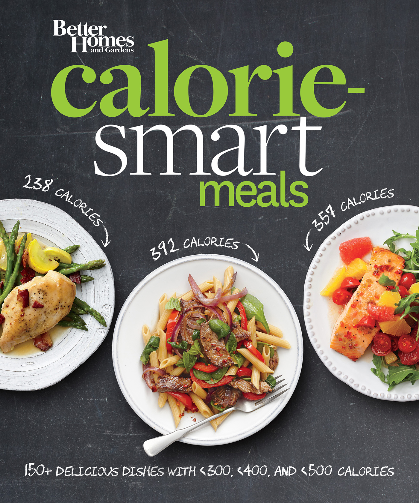 Better Homes and Gardens Calorie-Smart Meals-9780544569829