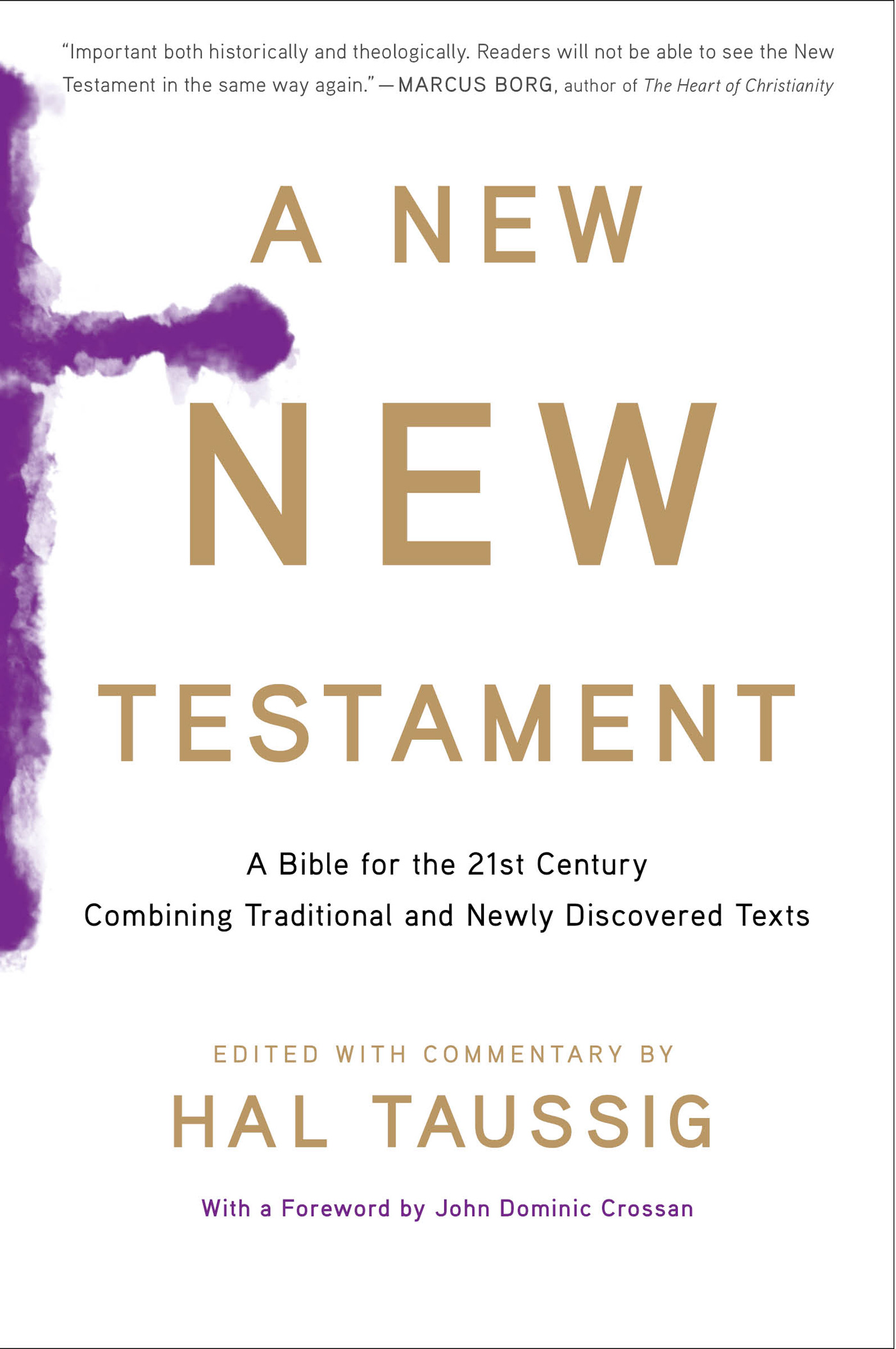 A New New Testament-9780544570108