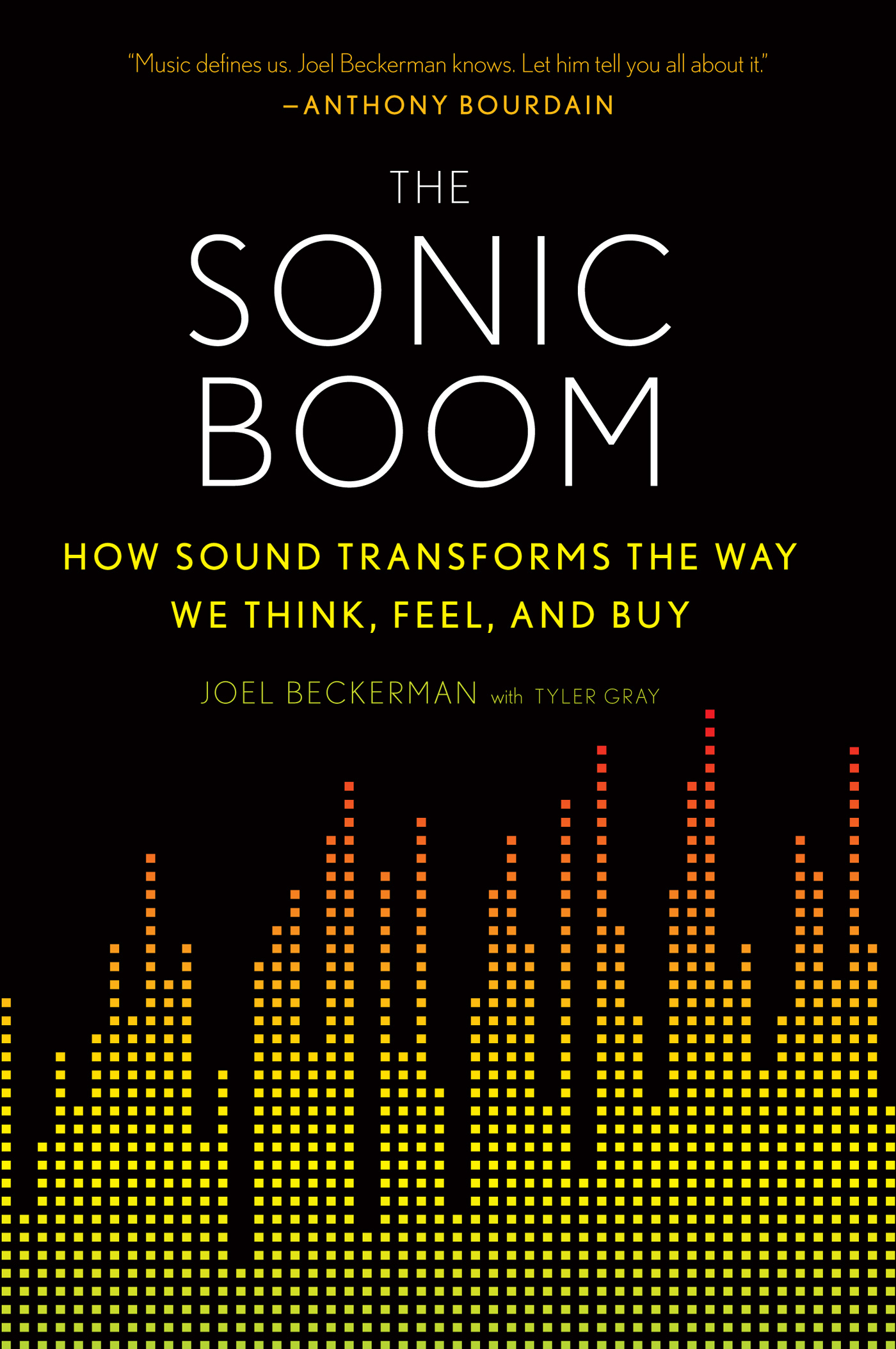 The Sonic Boom-9780544570160