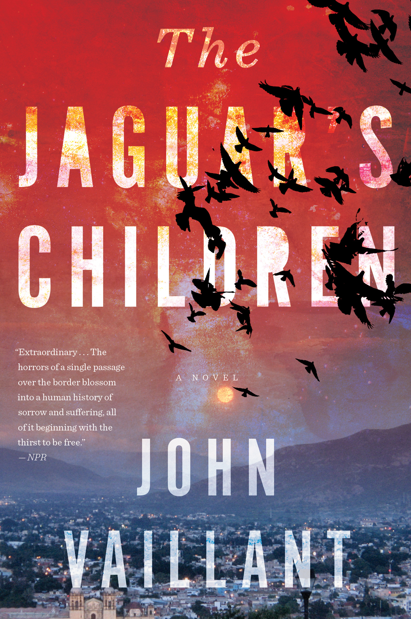 The Jaguar's Children-9780544570221