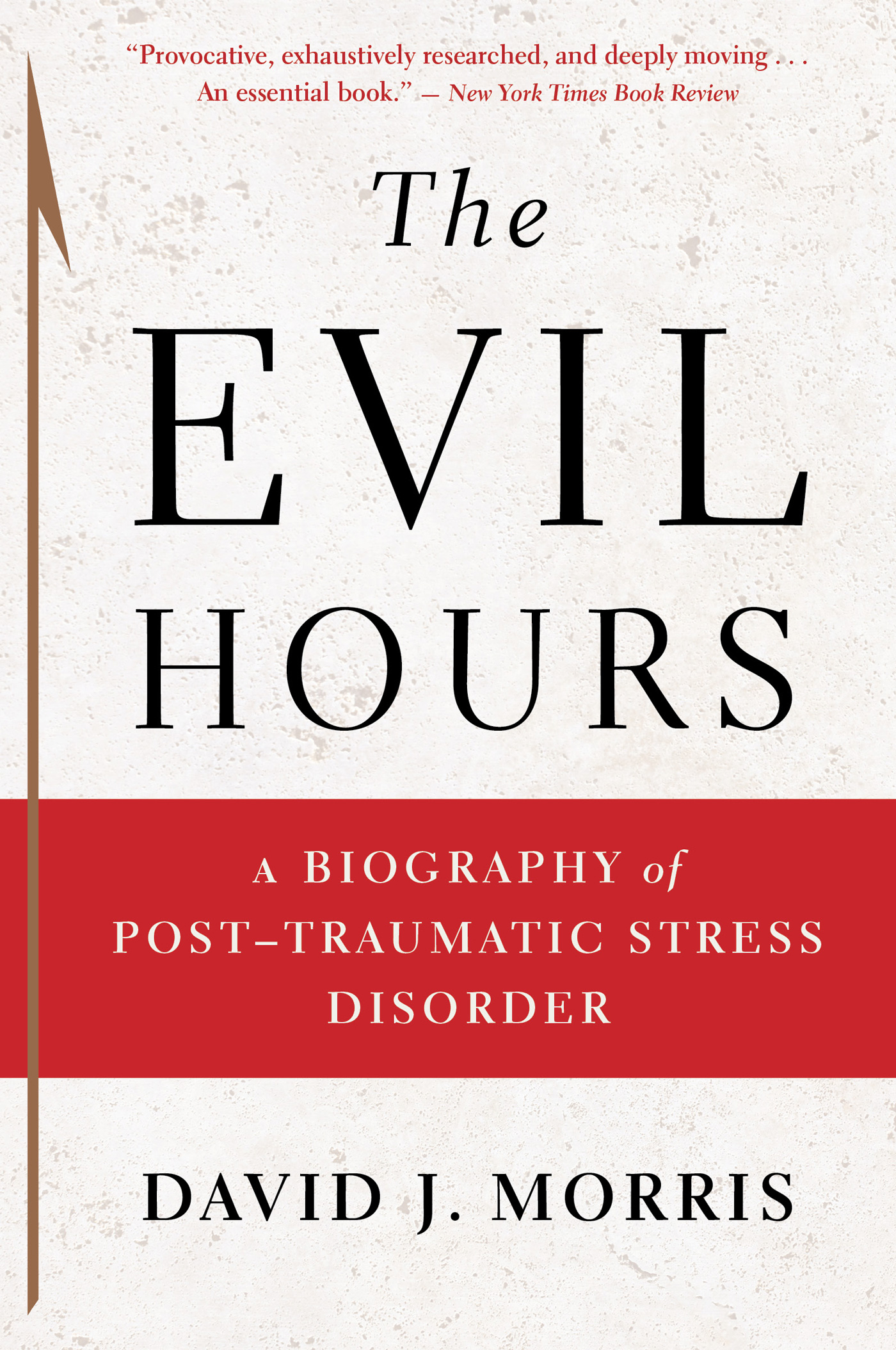 The Evil Hours-9780544570320
