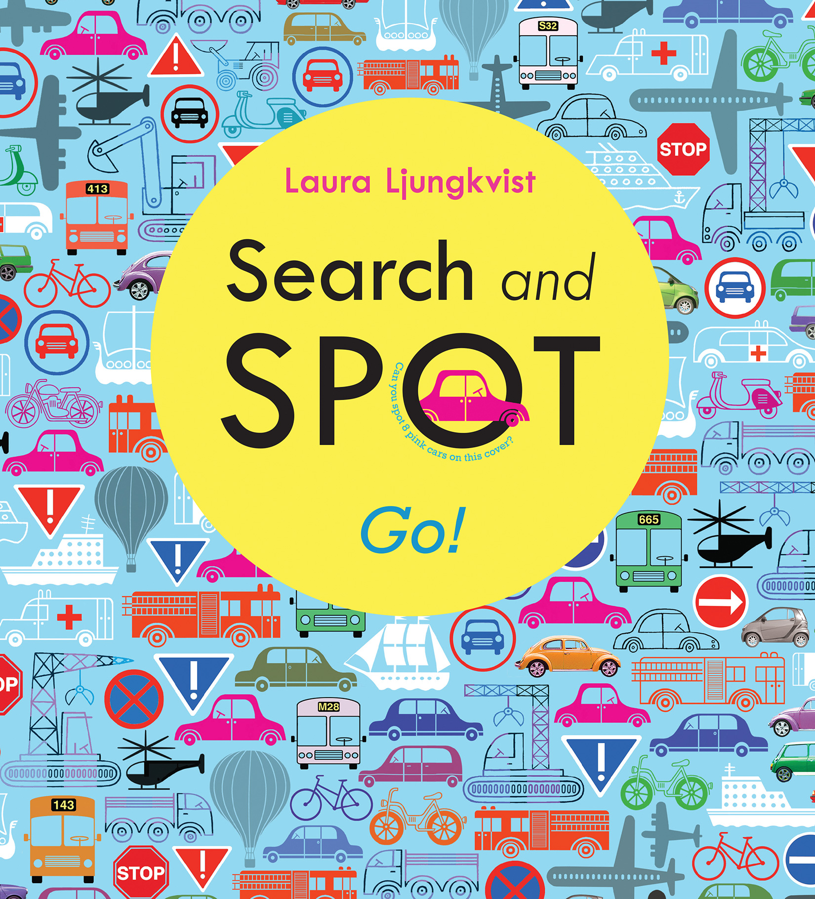 Search and Spot: Go!-9780544570429