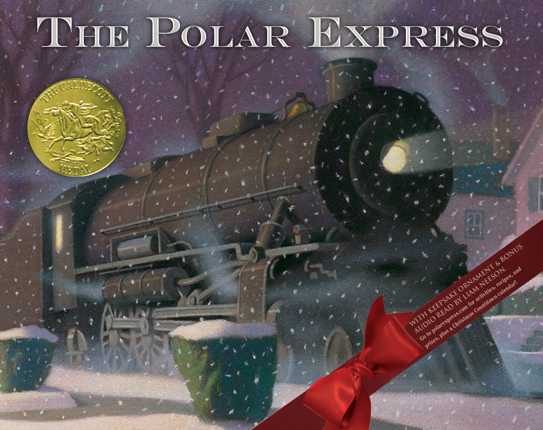 Polar Express 30th anniversary edition-9780544580145