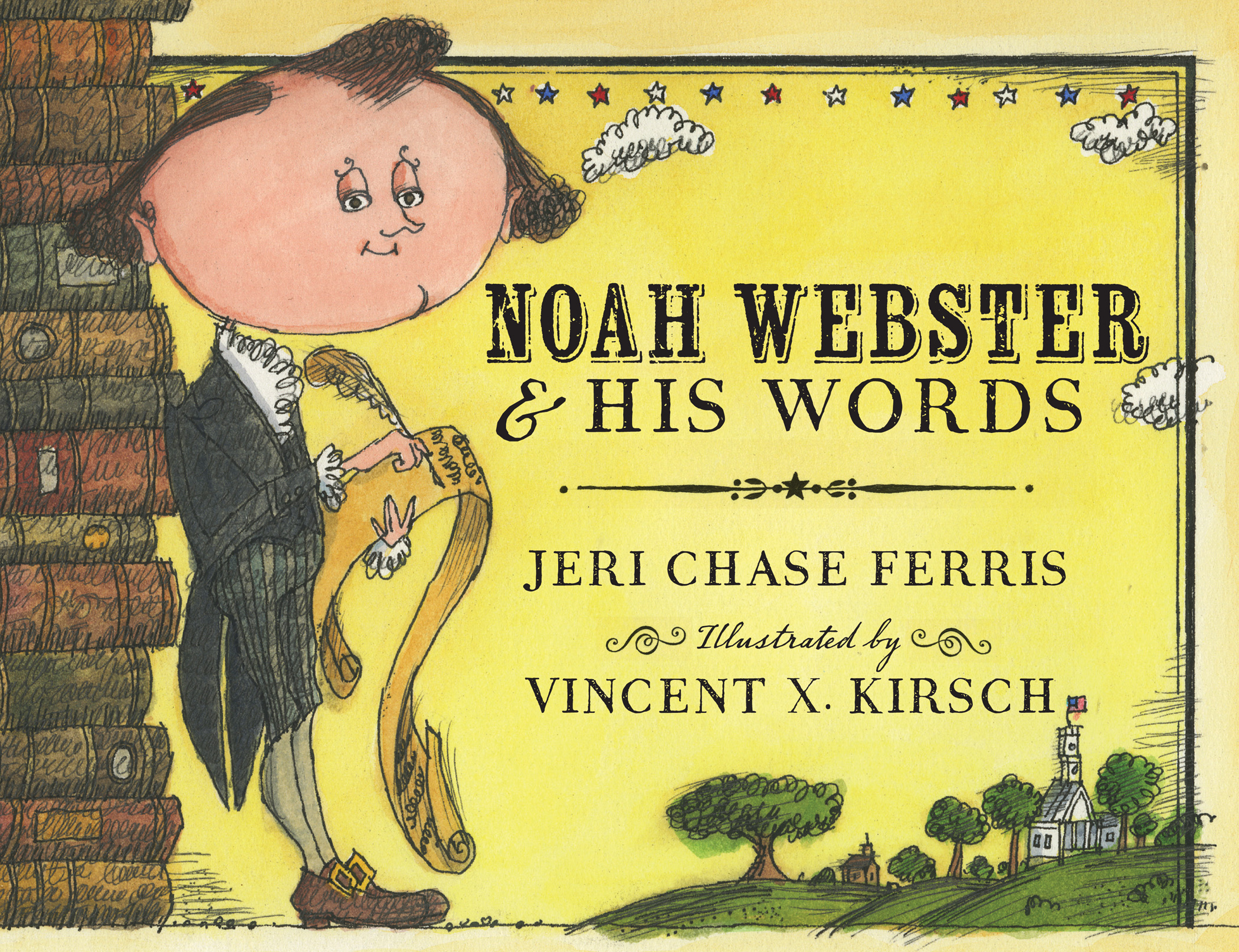 Noah Webster and His Words-9780544582422