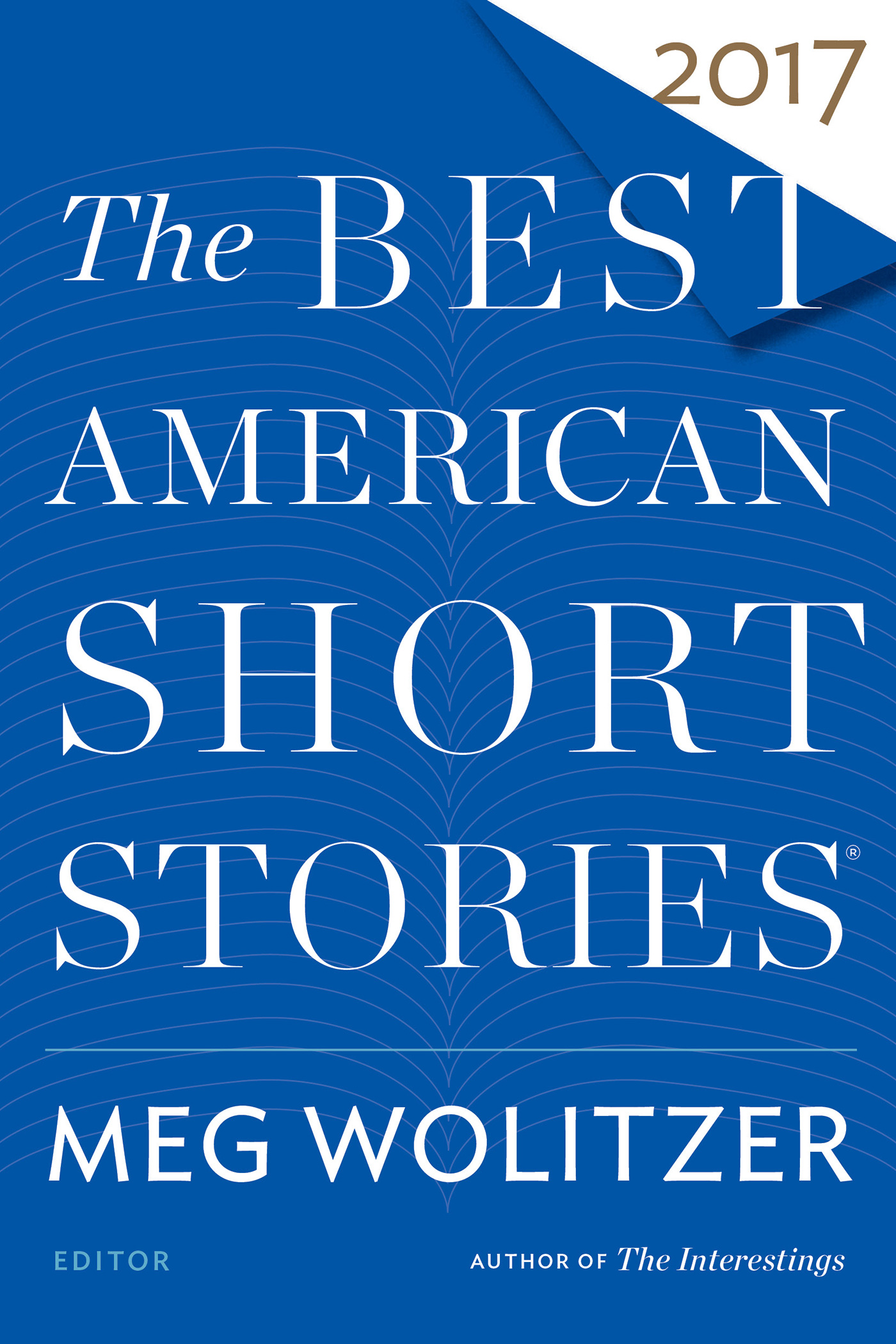 The Best American Short Stories 2017-9780544582903