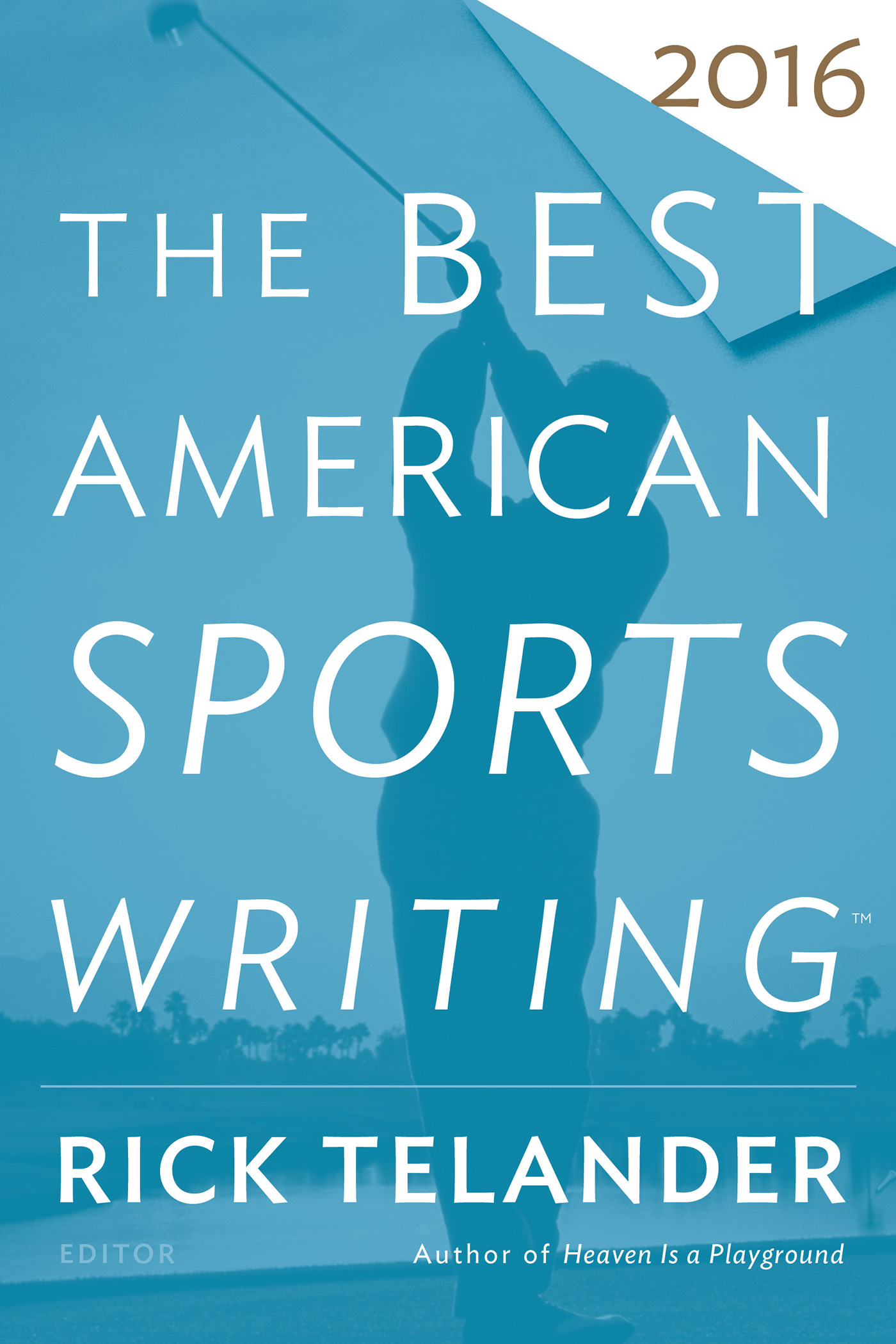 The Best American Sports Writing 2016-9780544617315
