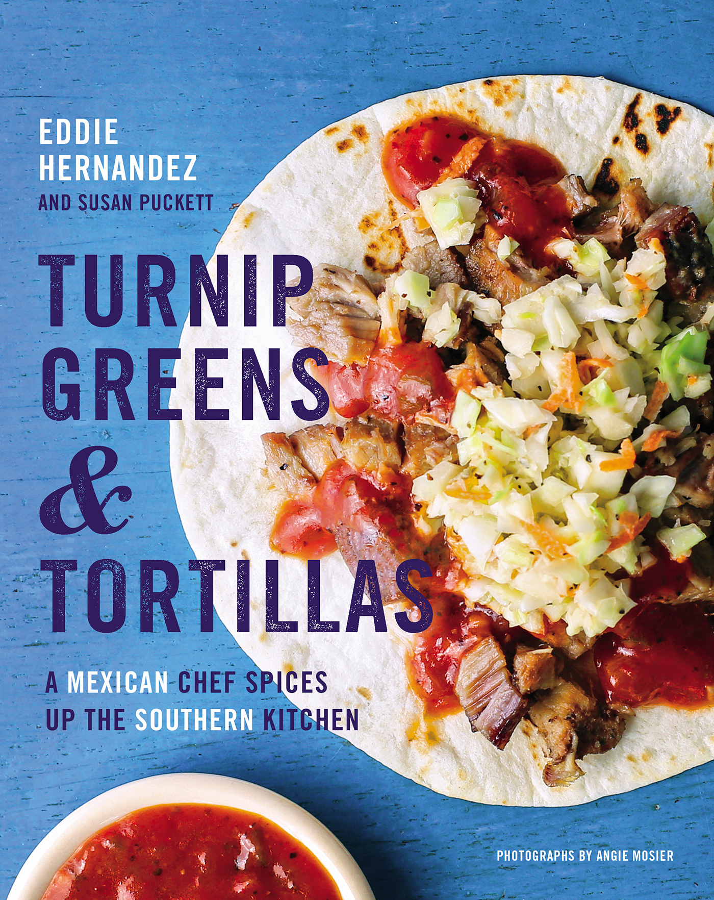 Turnip Greens & Tortillas-9780544618824