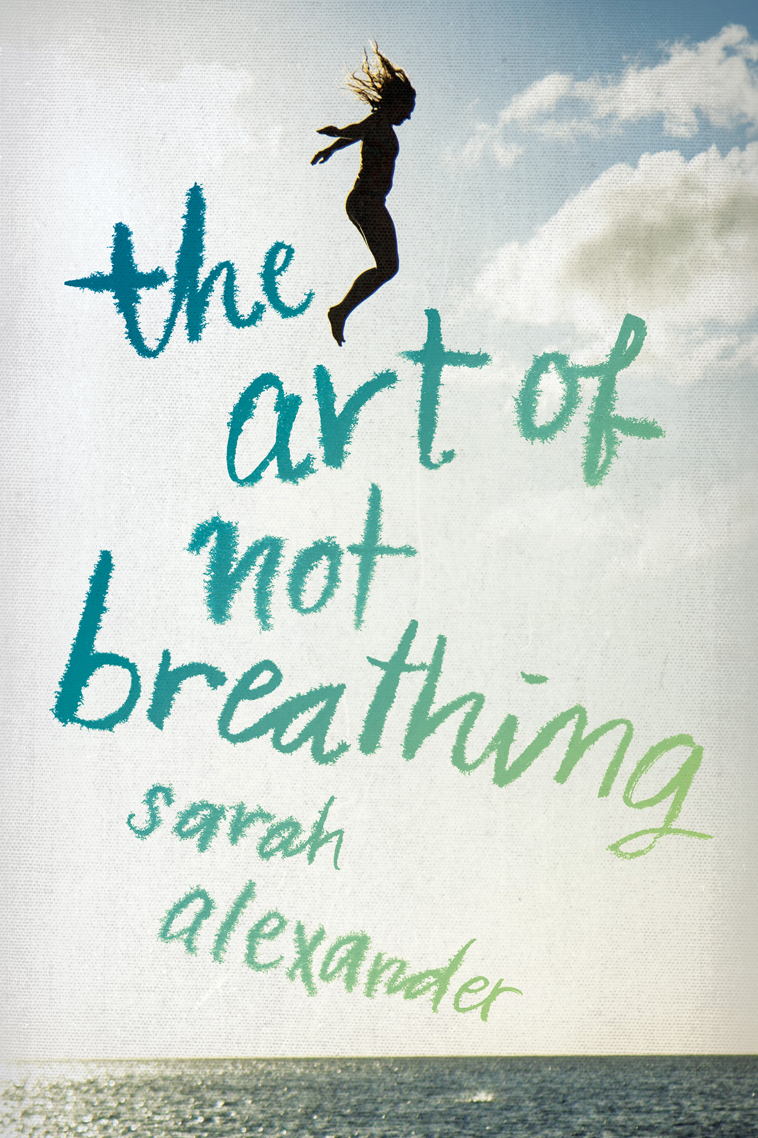 The Art of Not Breathing-9780544633889
