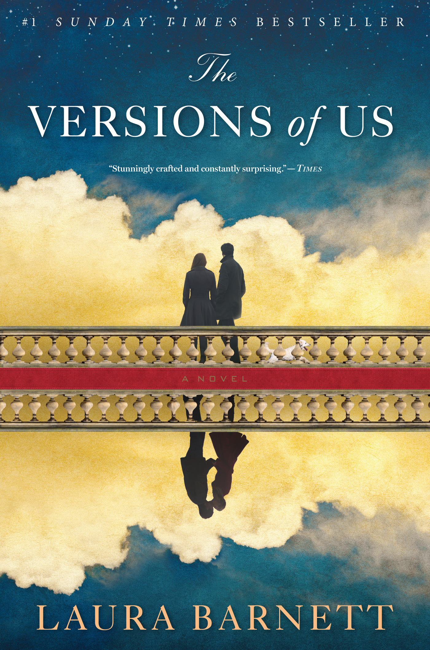 The Versions of Us-9780544634244