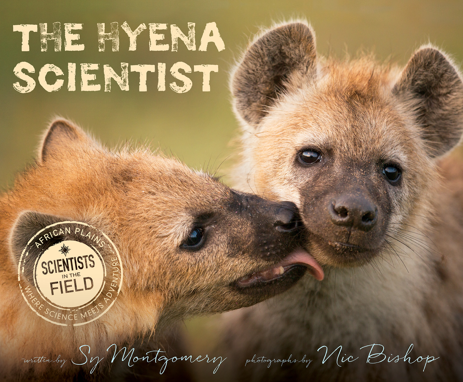 The Hyena Scientist-9780544635111