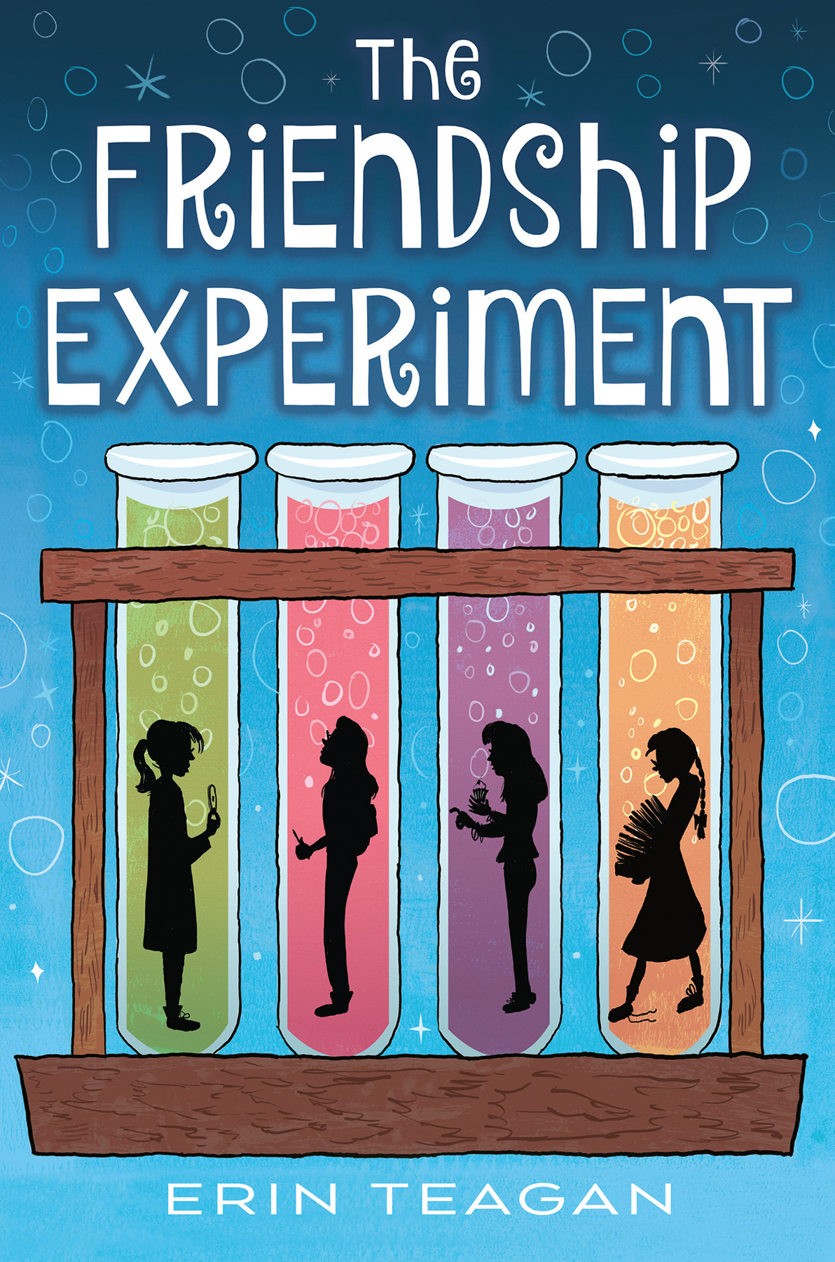 The Friendship Experiment-9780544636224