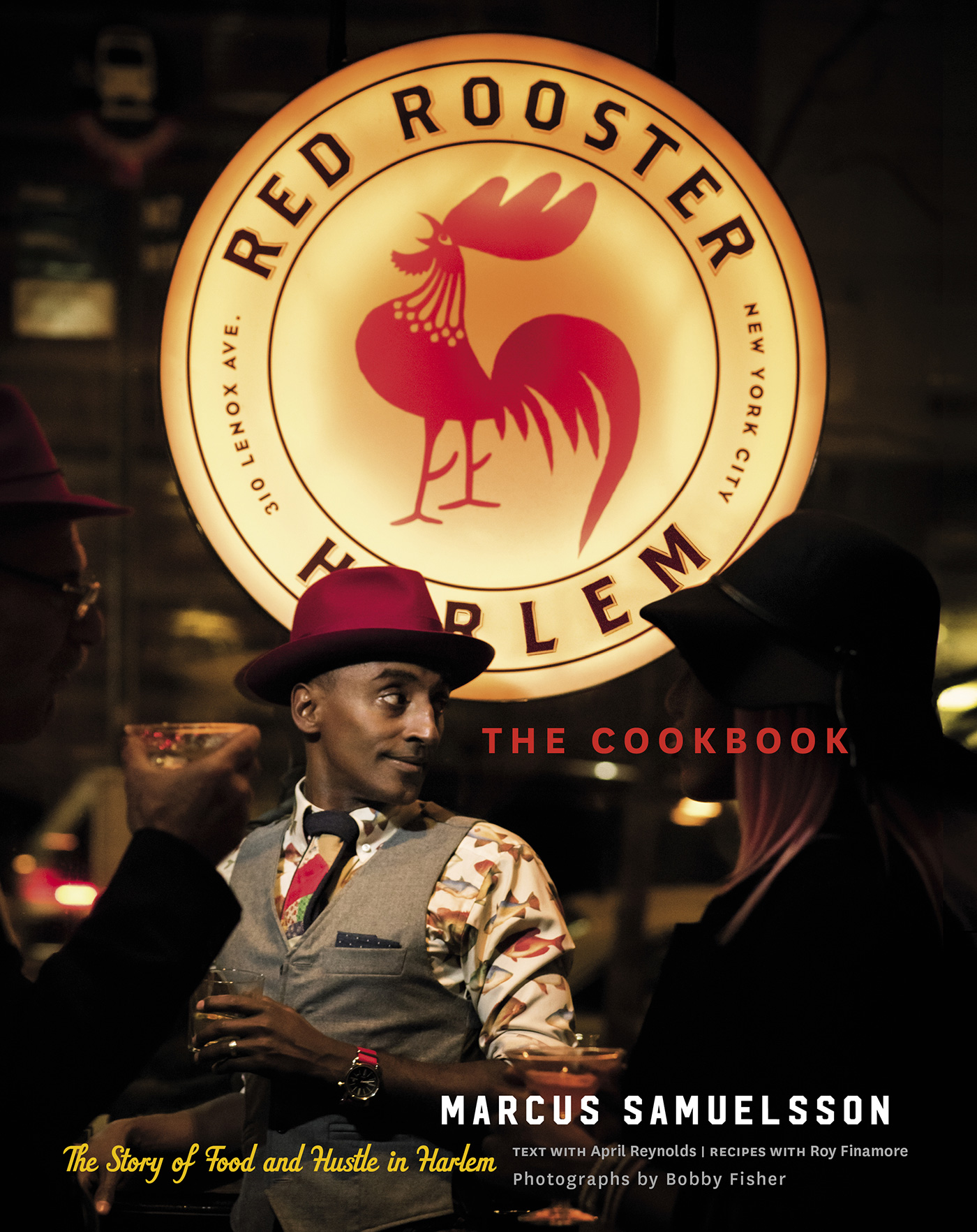 The Red Rooster Cookbook-9780544639775