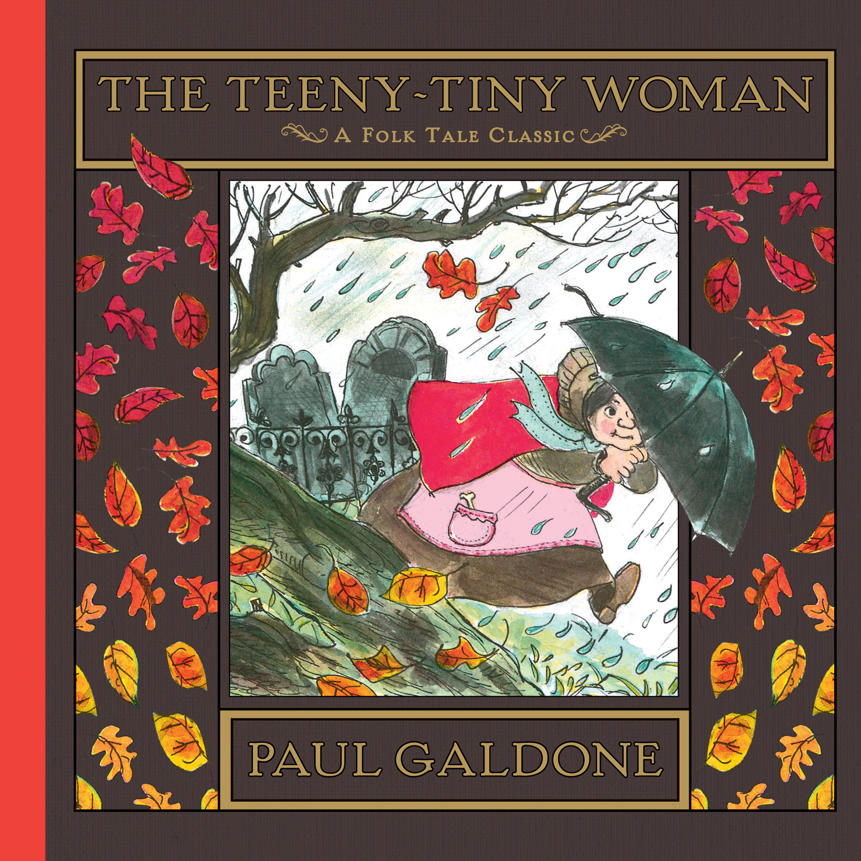 The Teeny-Tiny Woman-9780544641051