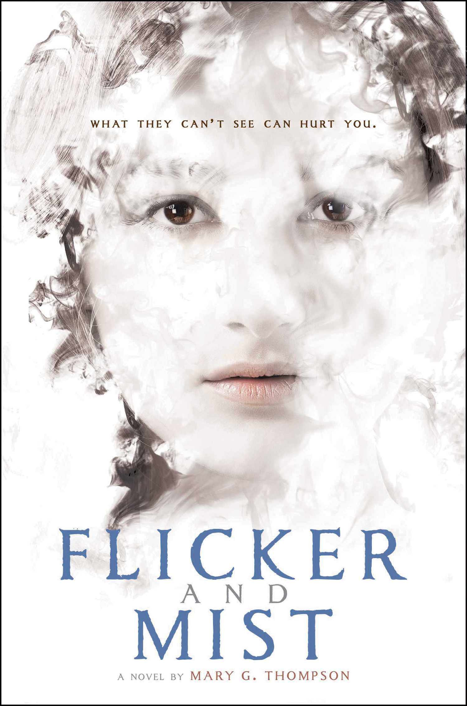 Flicker and Mist-9780544648401