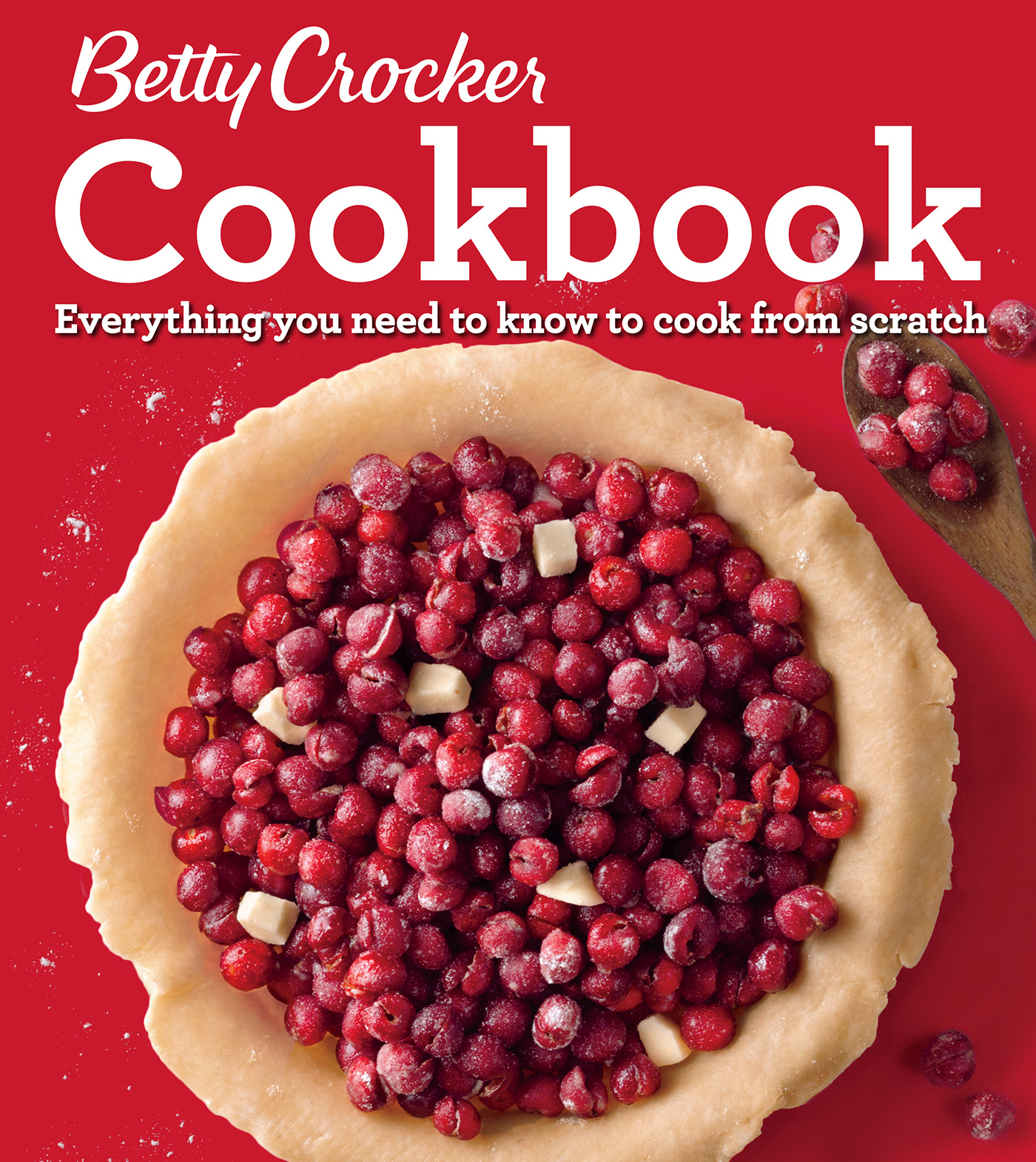 Betty Crocker Cookbook, 12th Edition-9780544648920