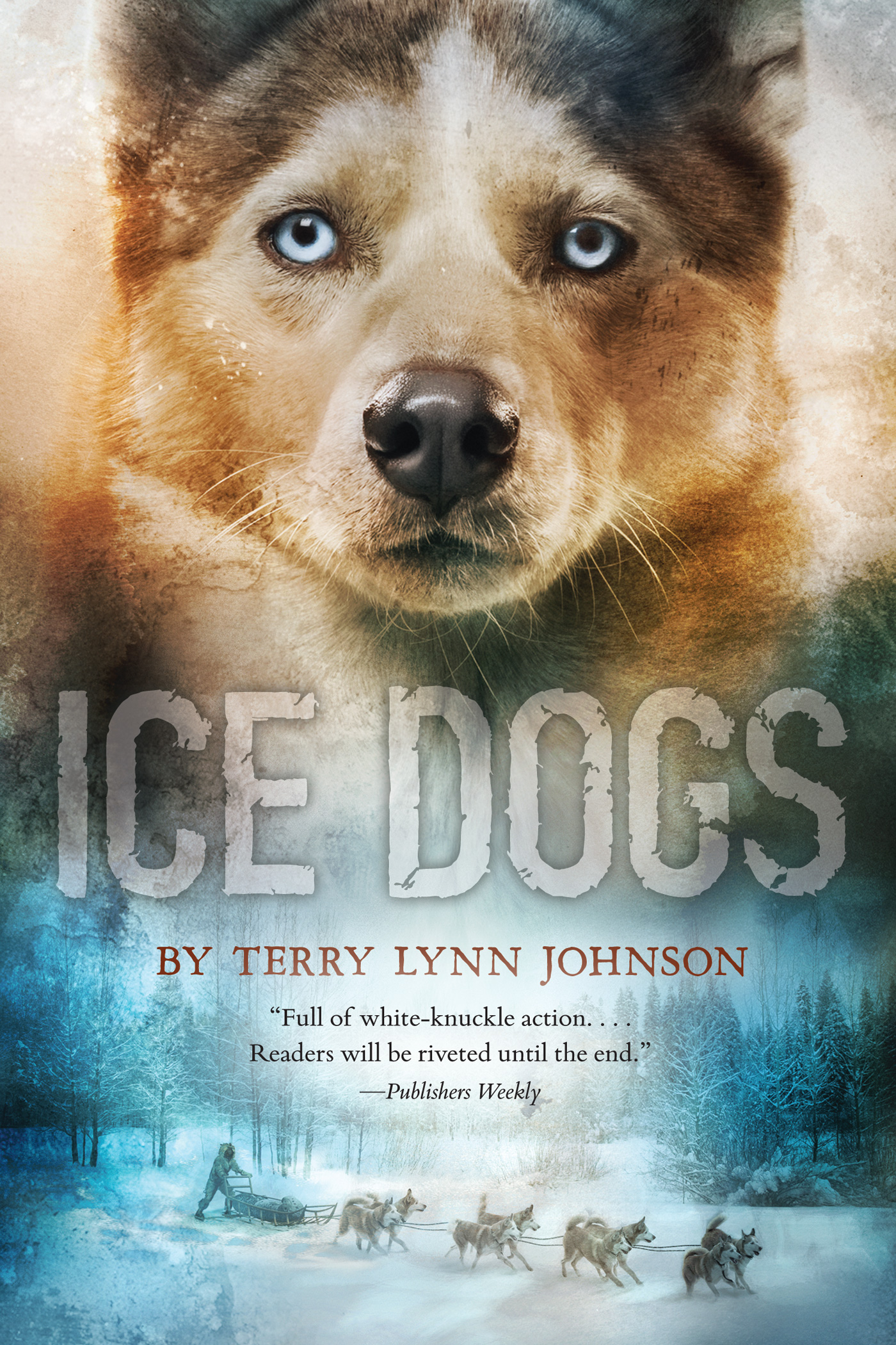Ice Dogs-9780544663879
