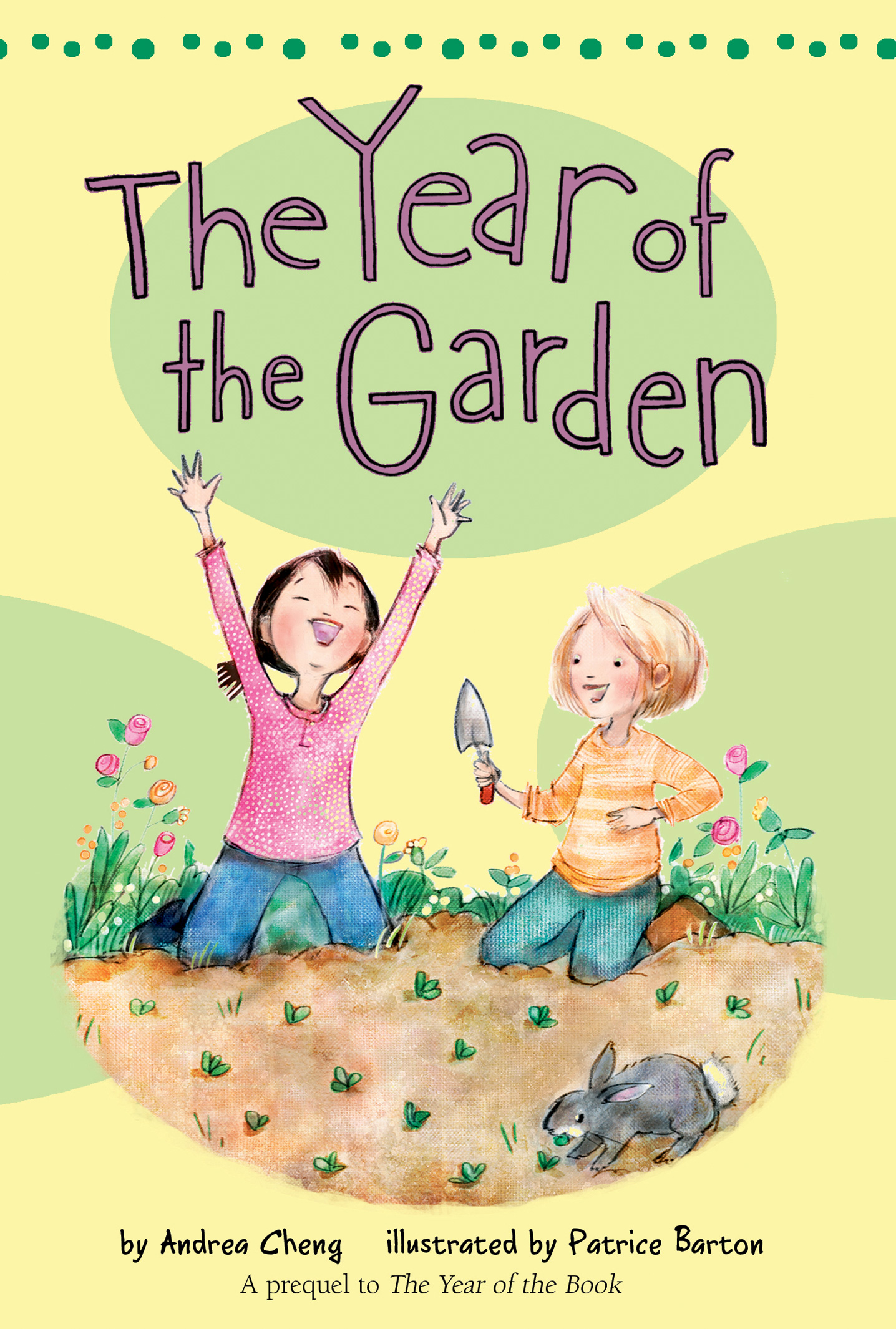 The Year of the Garden-9780544664449