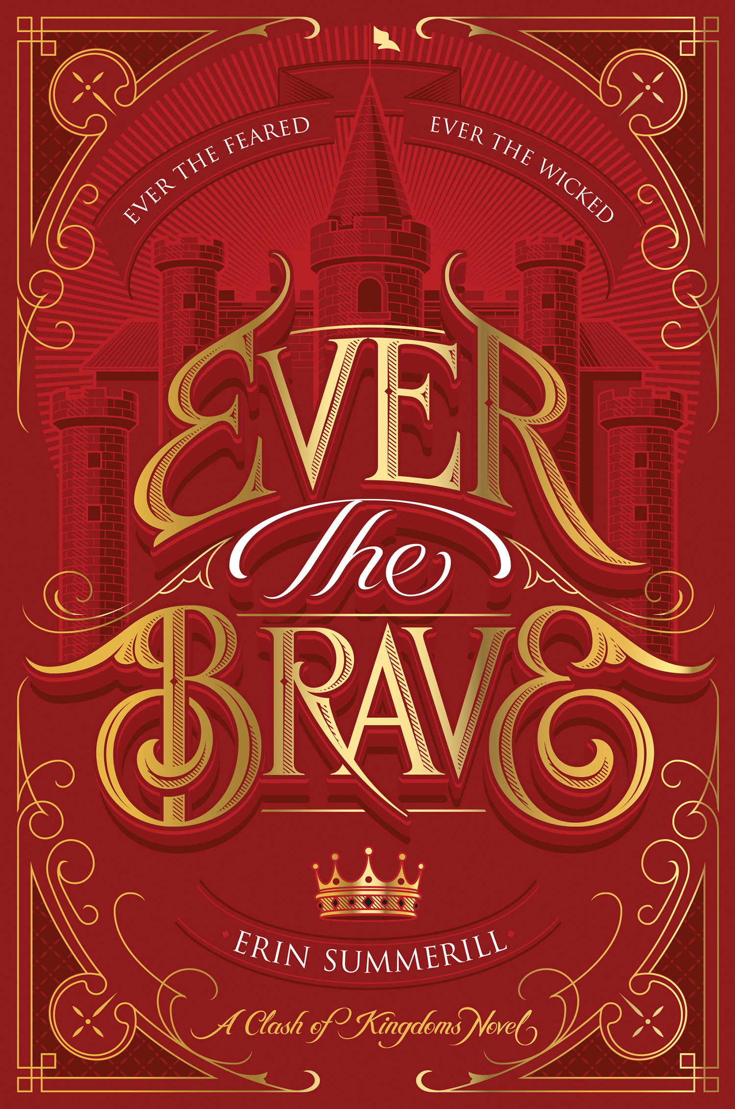 Ever the Brave-9780544664463