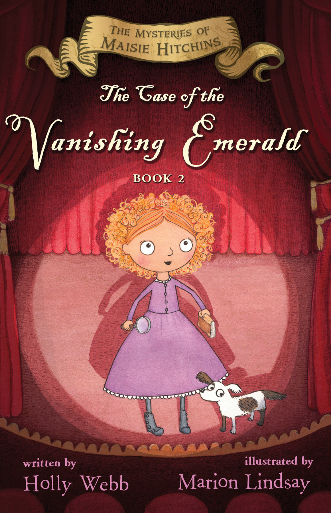 The Case of the Vanishing Emerald-9780544668515
