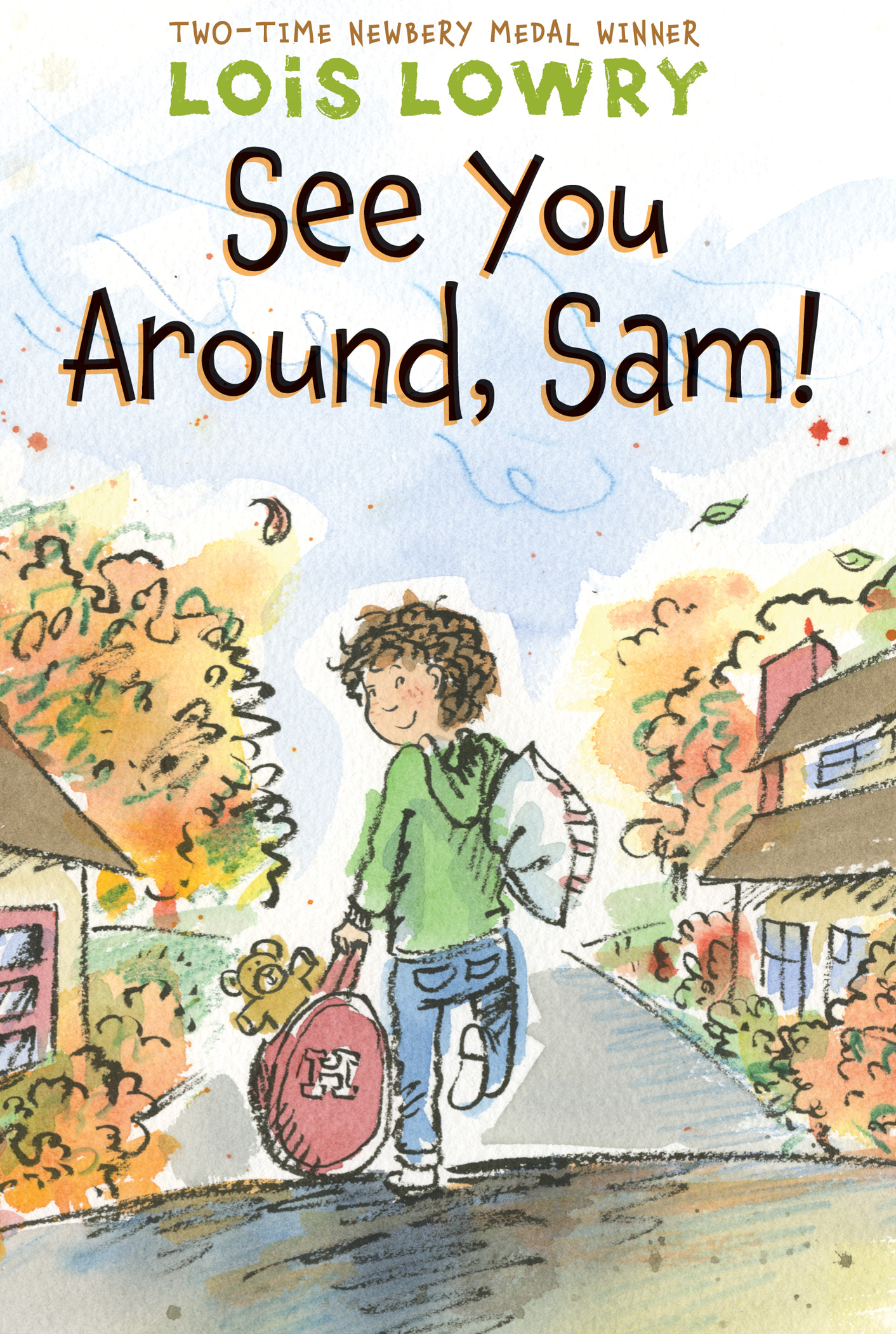 See You Around, Sam!-9780544668560