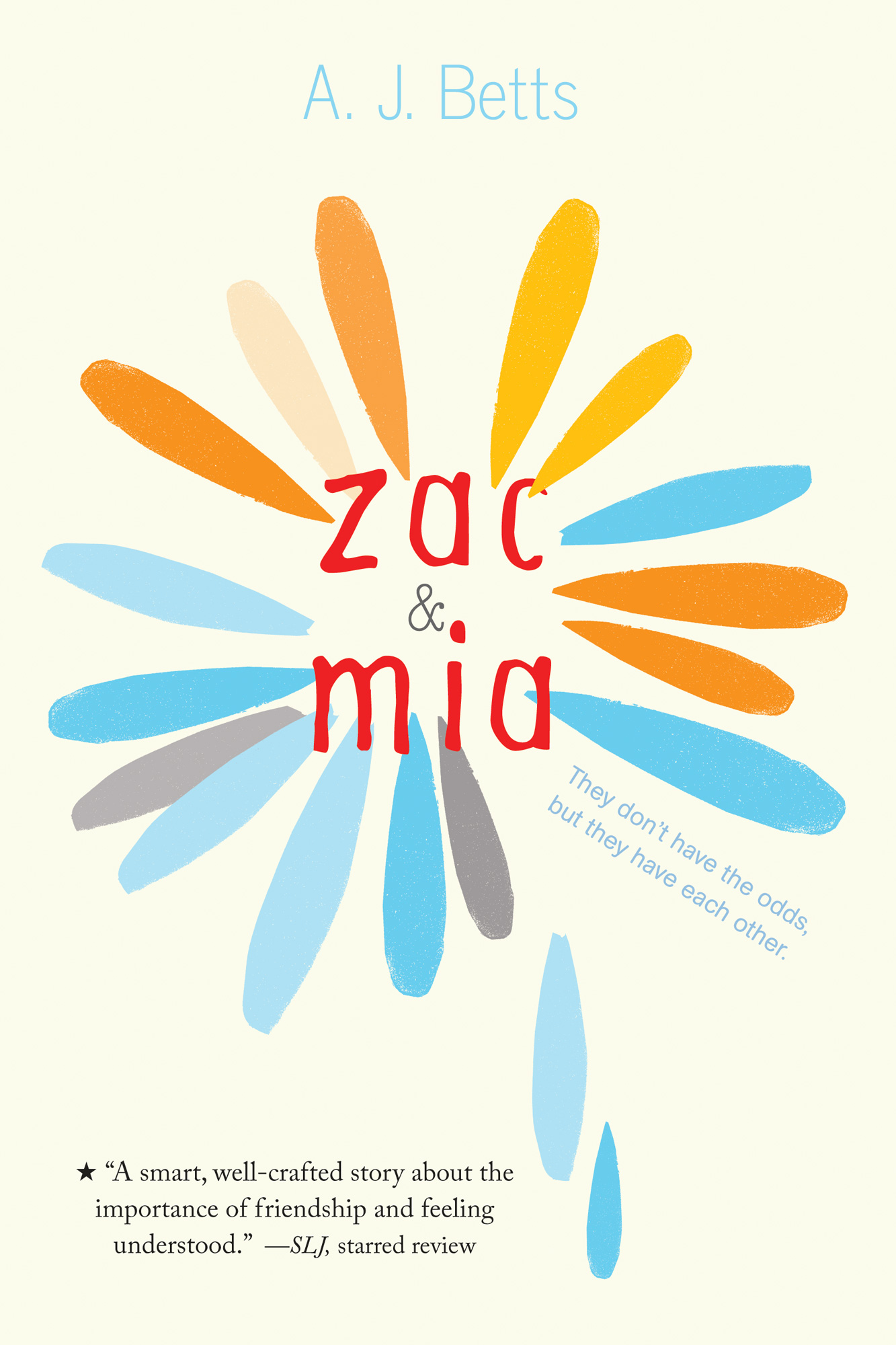 Zac and Mia-9780544668782