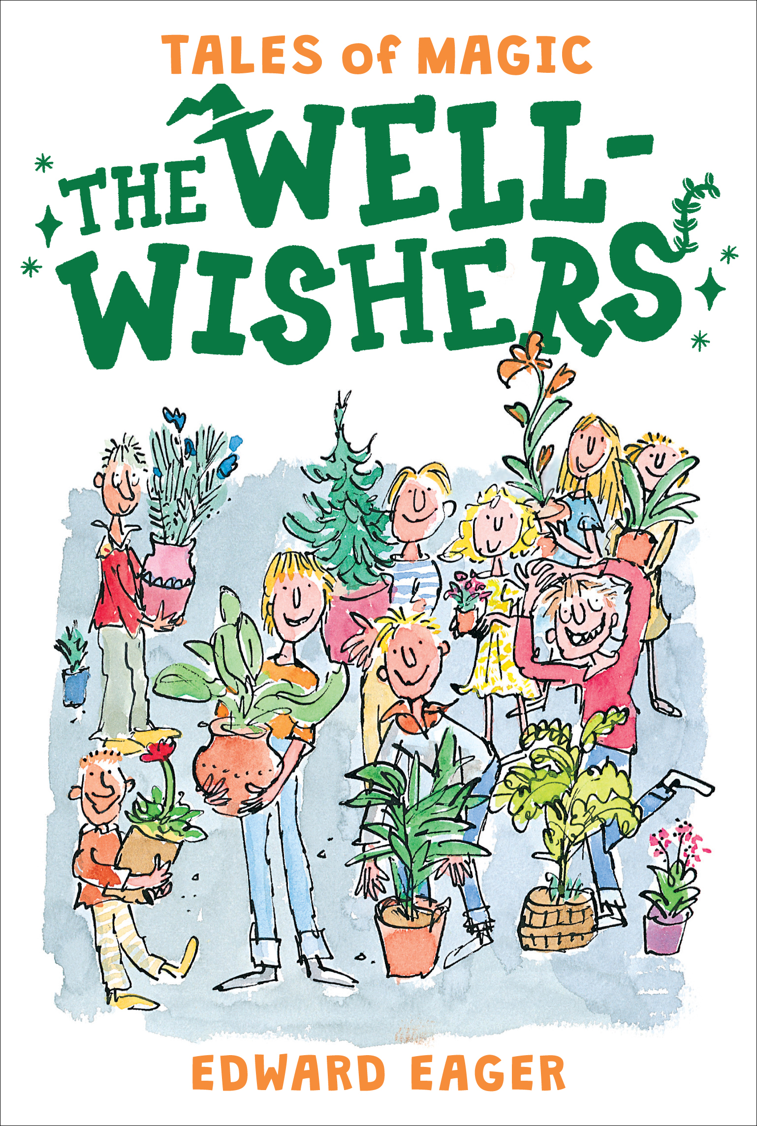 The Well-Wishers-9780544671676