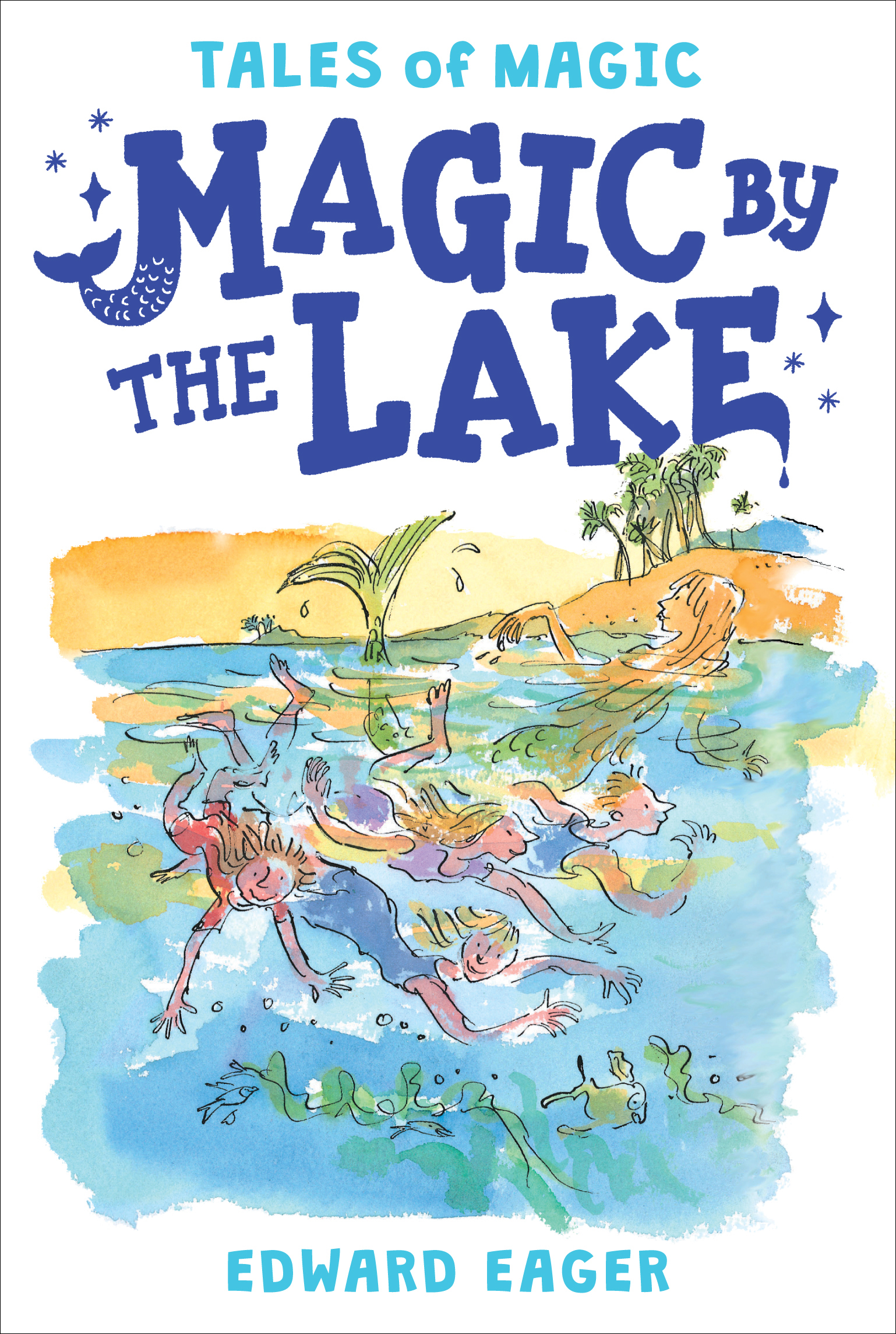 Magic by the Lake-9780544671706