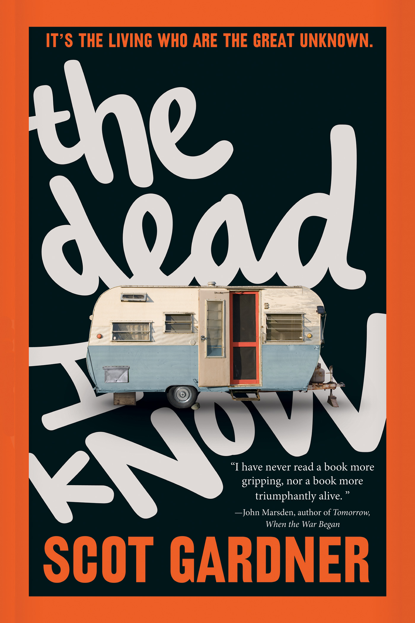 The Dead I Know-9780544671744
