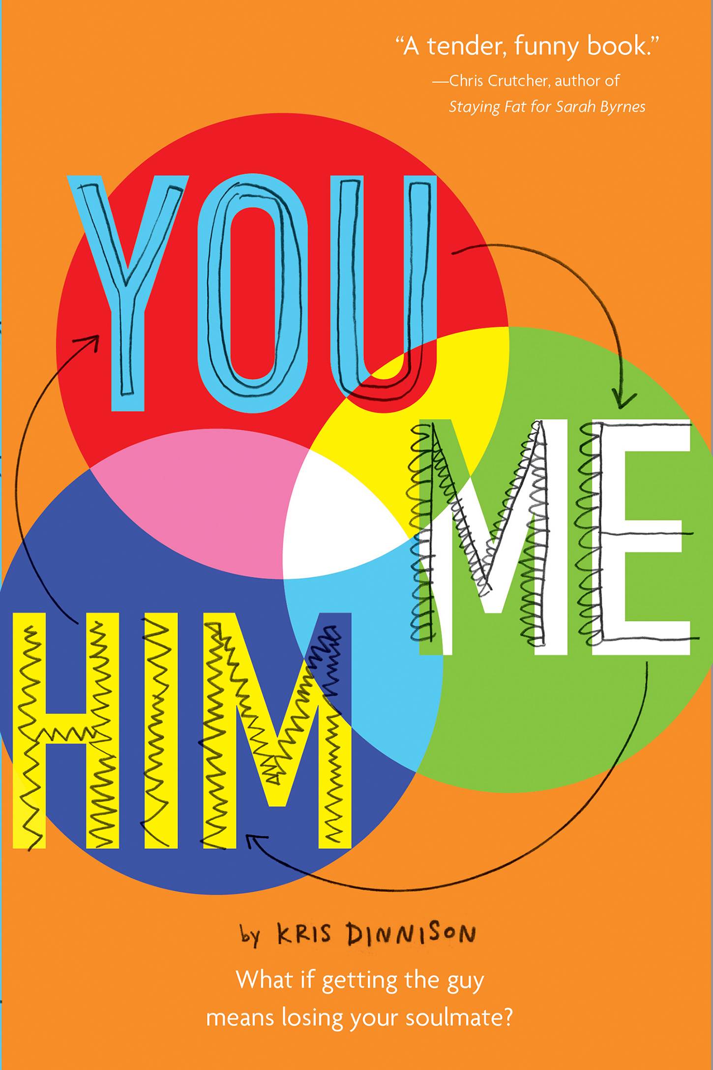 You and Me and Him-9780544671751