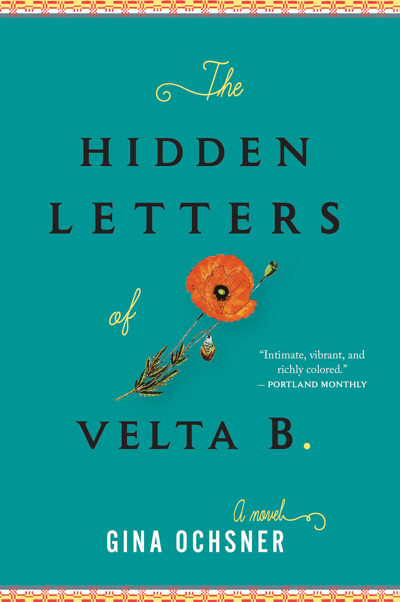 The Hidden Letters of Velta B.-9780544703049
