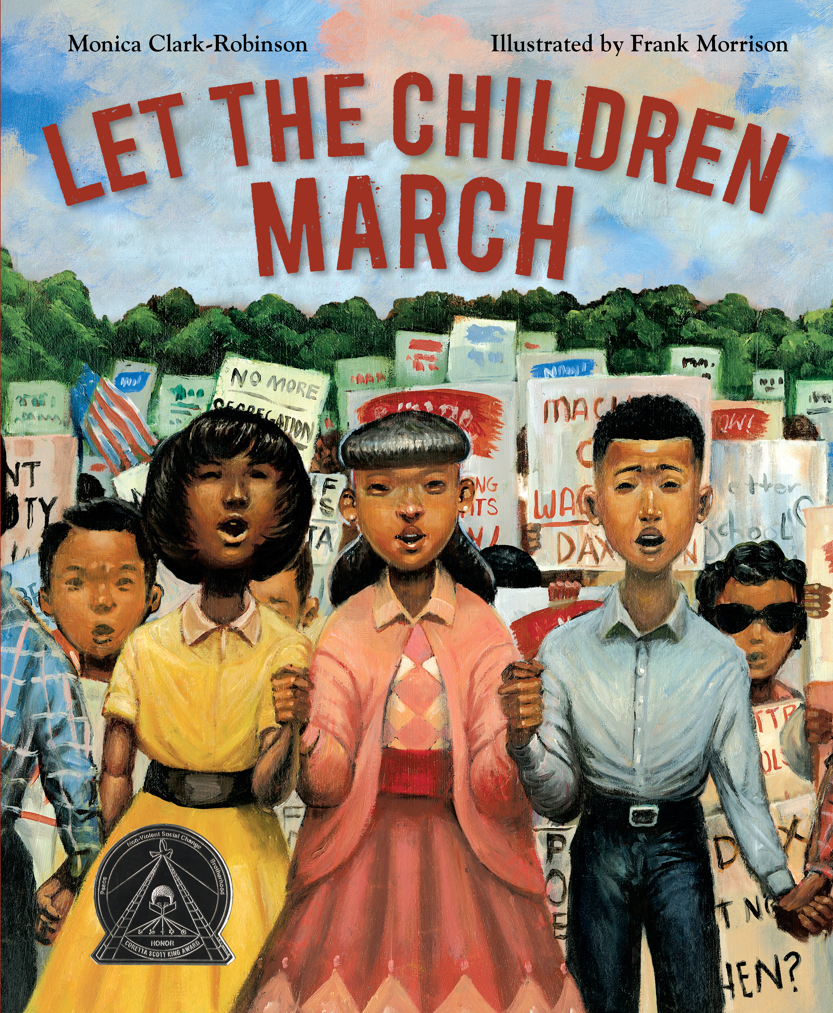 Let the Children March-9780544704527