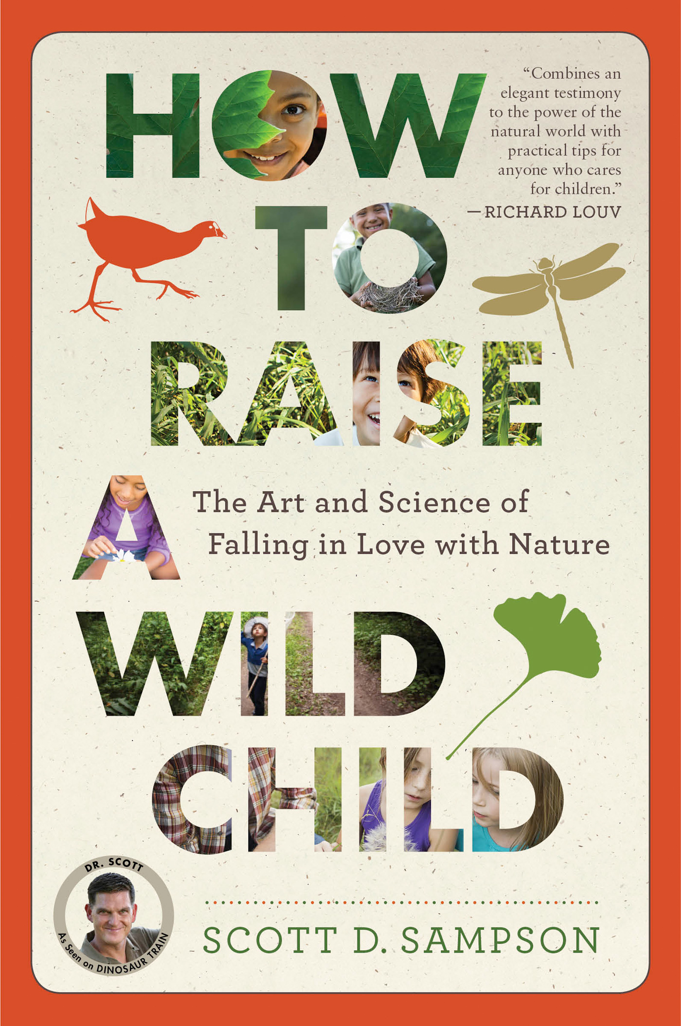 How to Raise a Wild Child-9780544705296