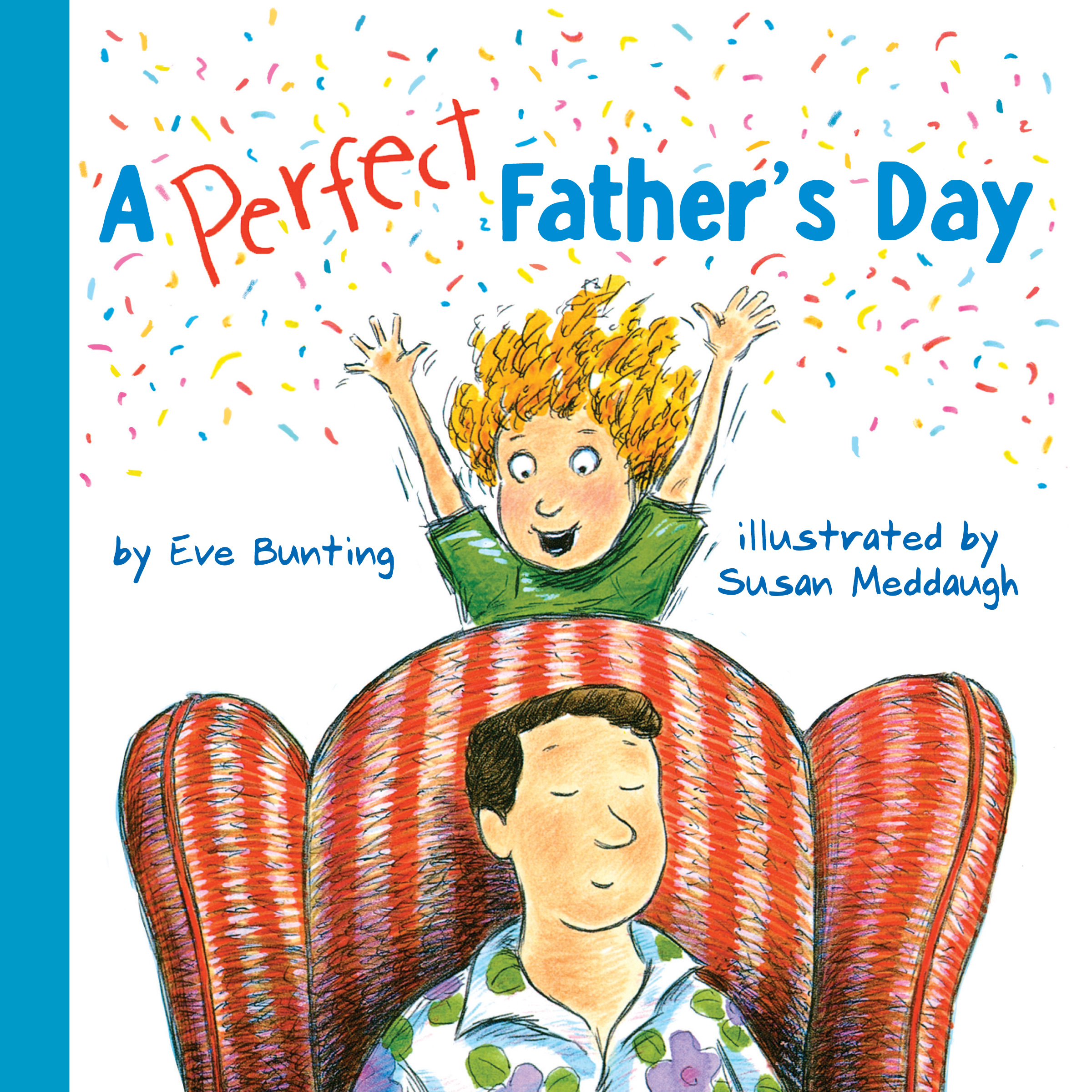 A Perfect Father's Day-9780544709003