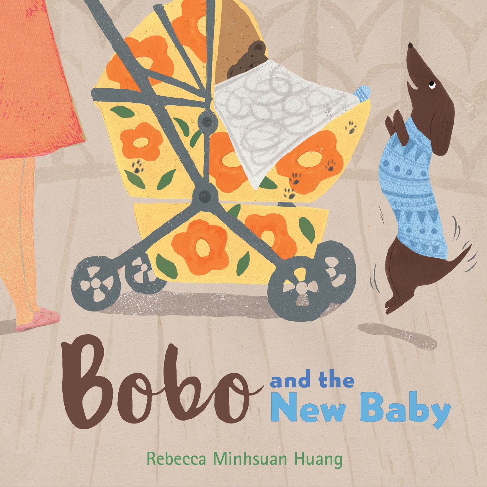 Bobo and the New Baby-9780544713581