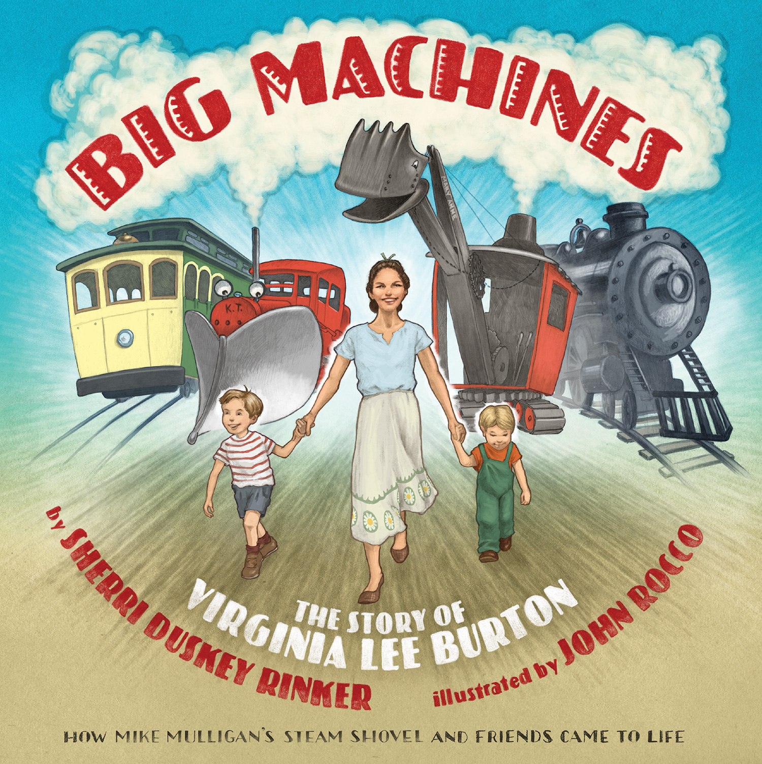 Big Machines-9780544715578