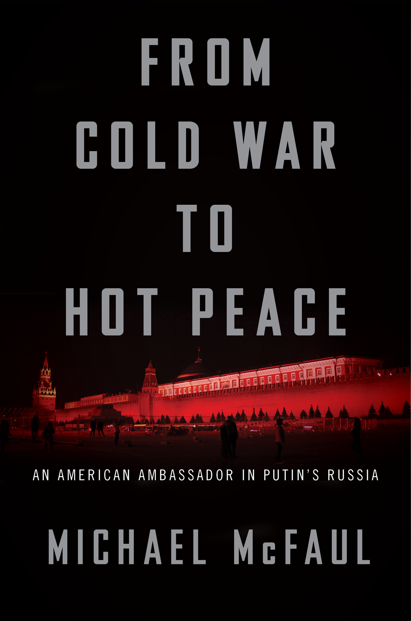 From Cold War to Hot Peace-9780544716247