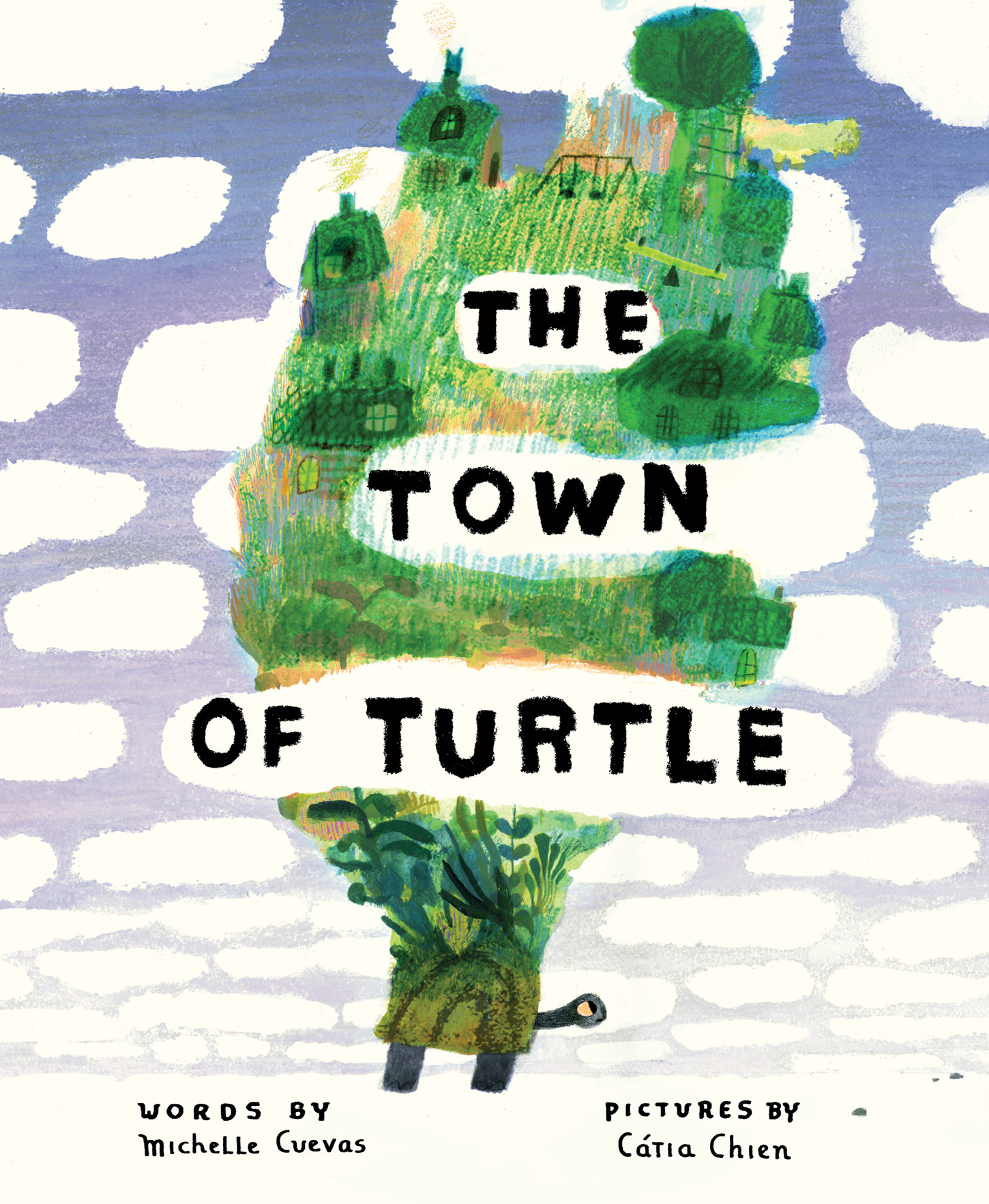 The Town of Turtle-9780544749825