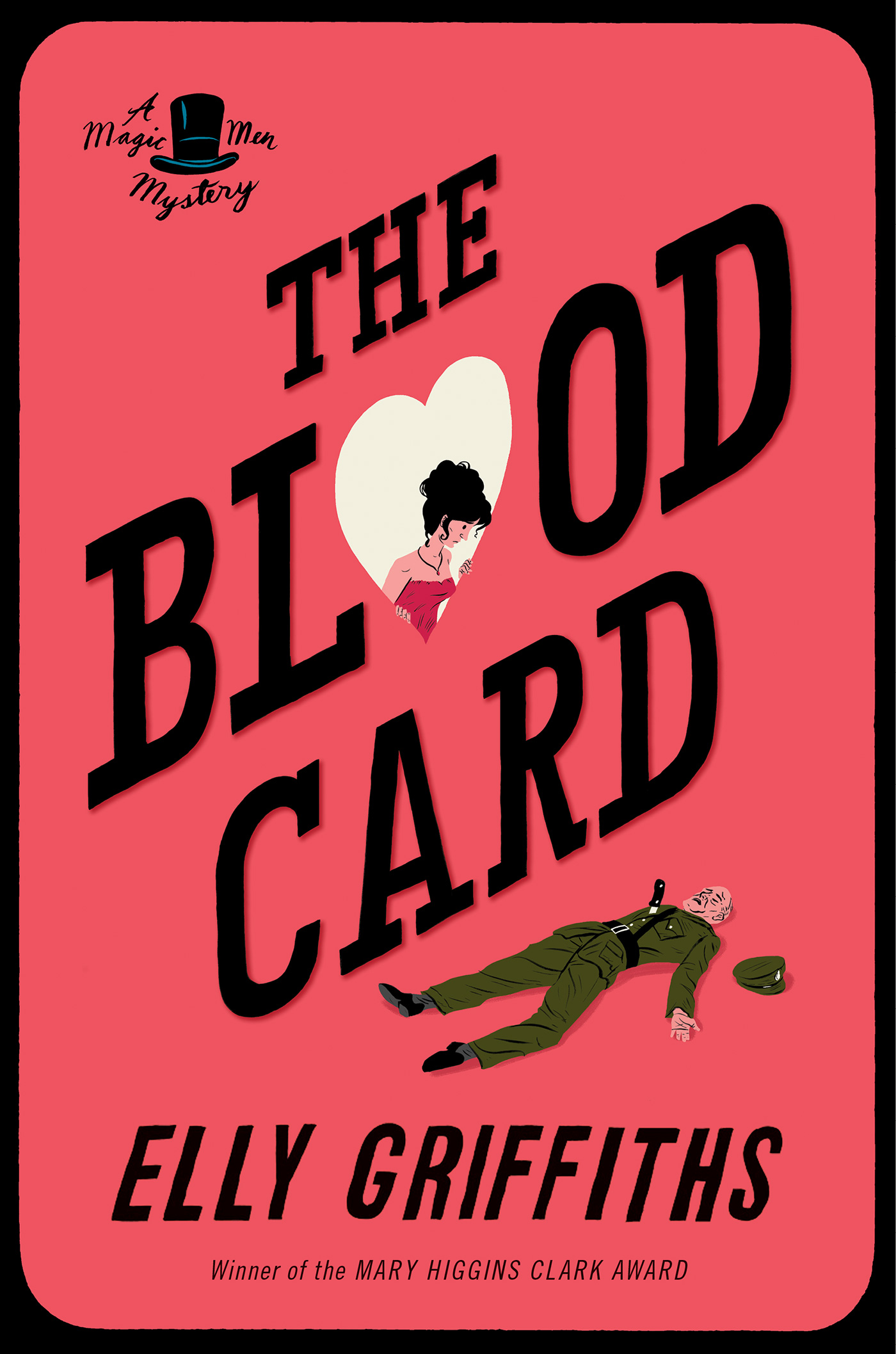 The Blood Card-9780544750302