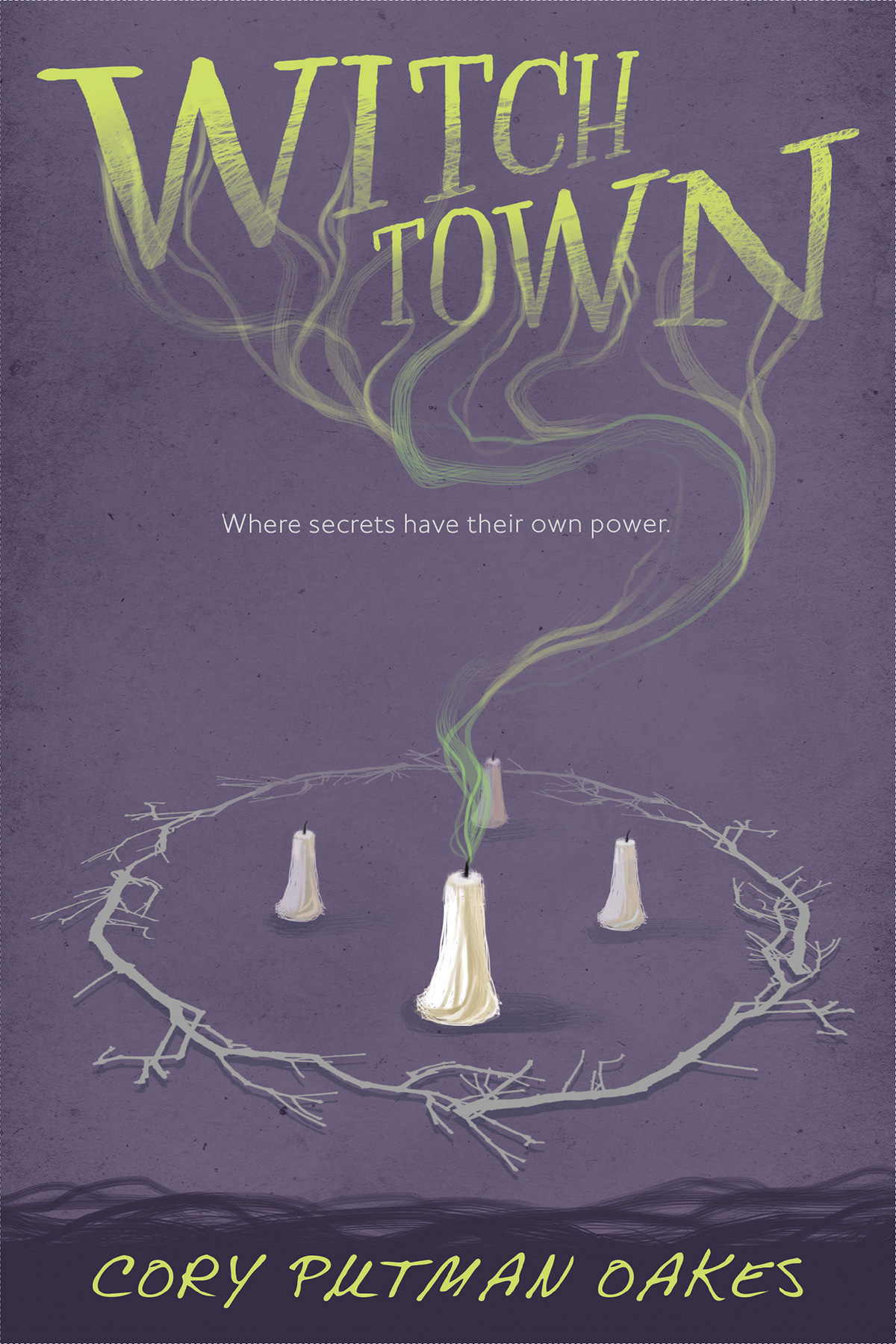Witchtown-9780544765573